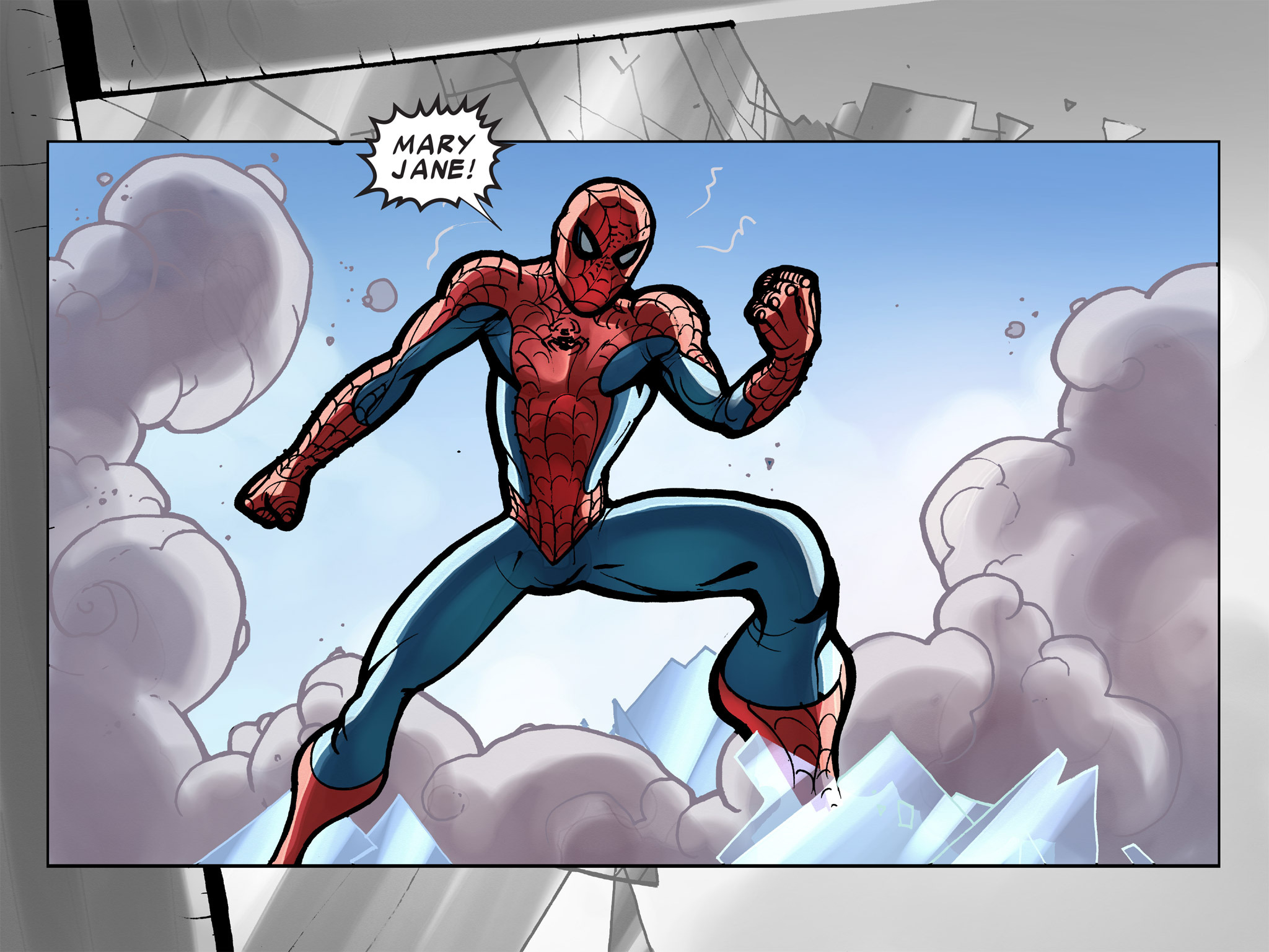 Read online Amazing Spider-Man: Who Am I? comic -  Issue # Full (Part 2) - 47