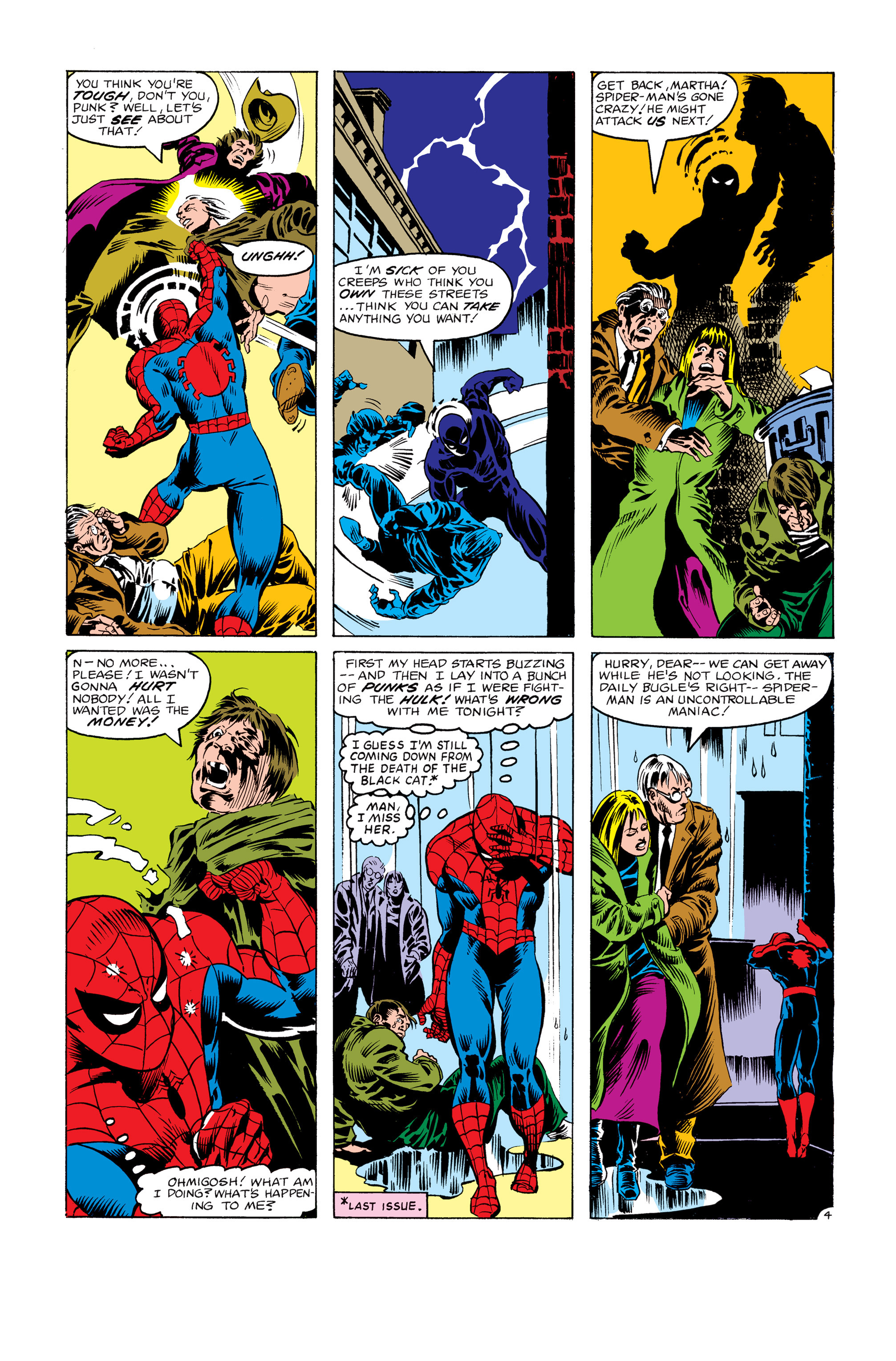 The Amazing Spider-Man (1963) 228 Page 4