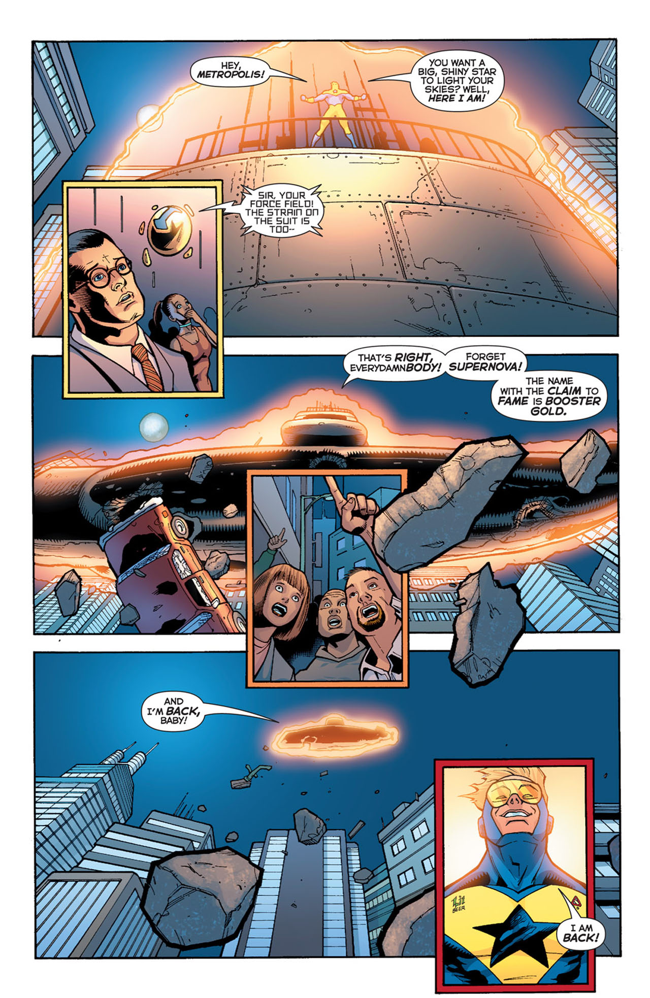Read online 52 comic -  Issue #15 - 20