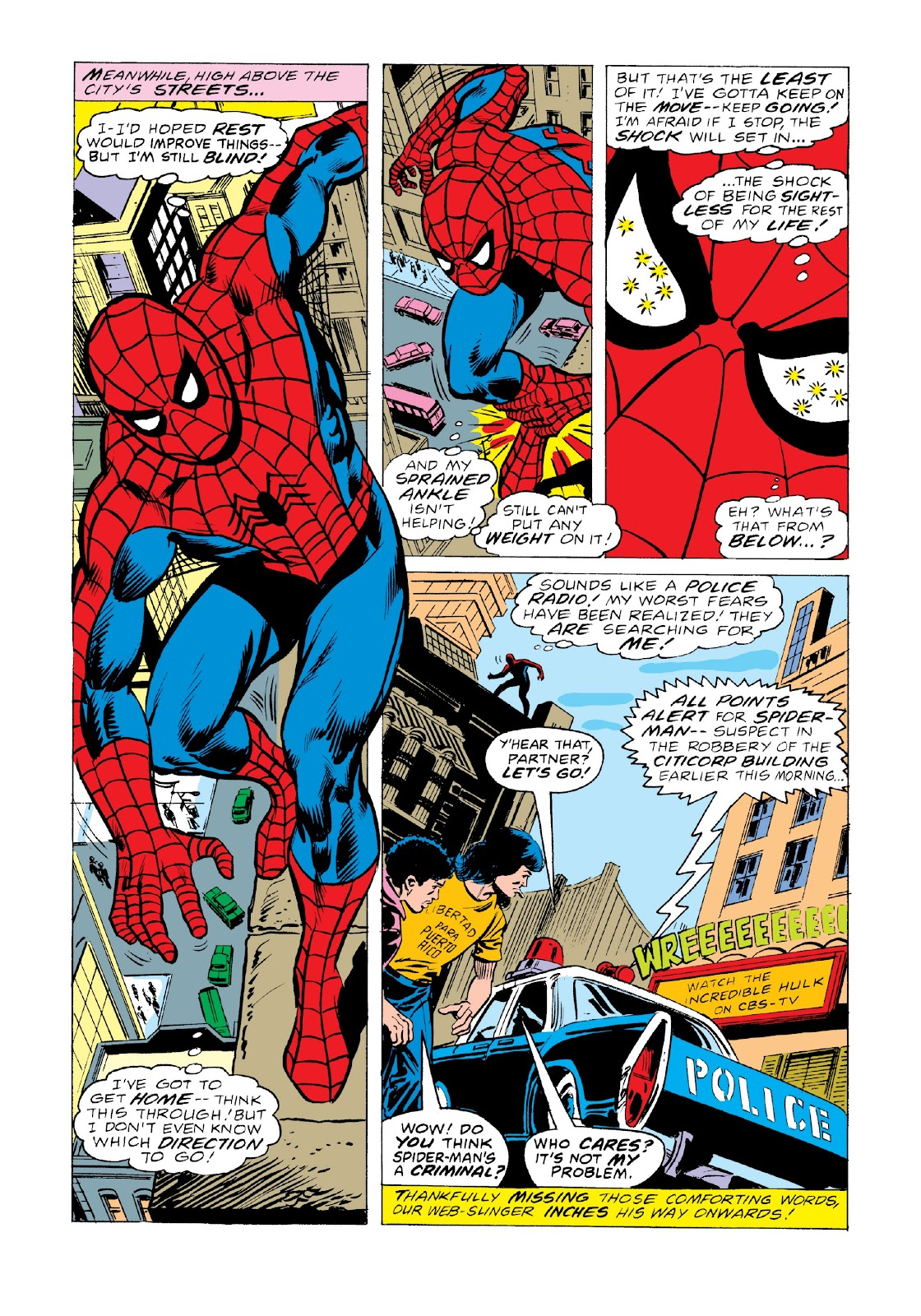 Read online Marvel Masterworks: The Spectacular Spider-Man comic -  Issue # TPB 2 (Part 2) - 99