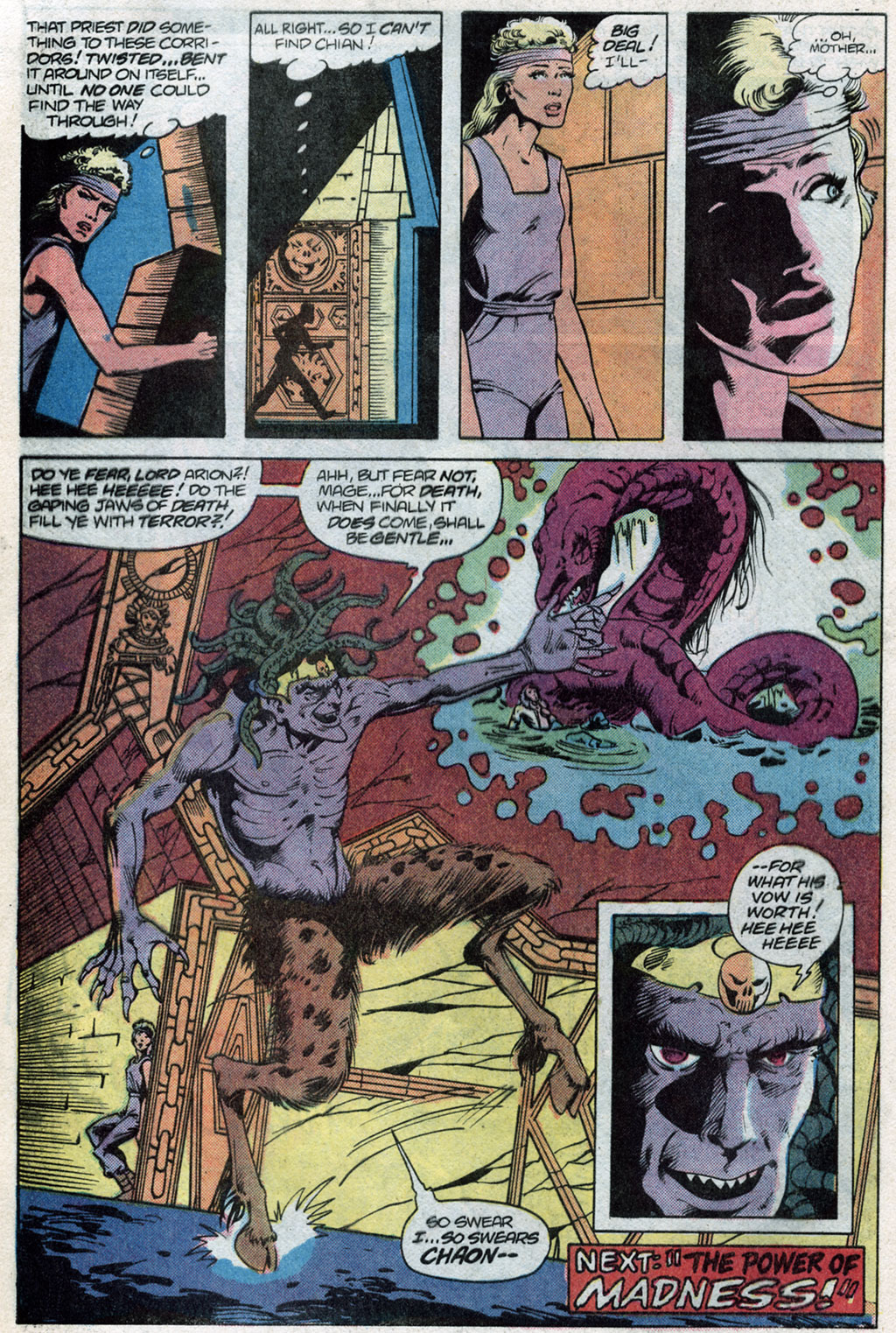 Read online Arion, Lord of Atlantis comic -  Issue #14 - 25