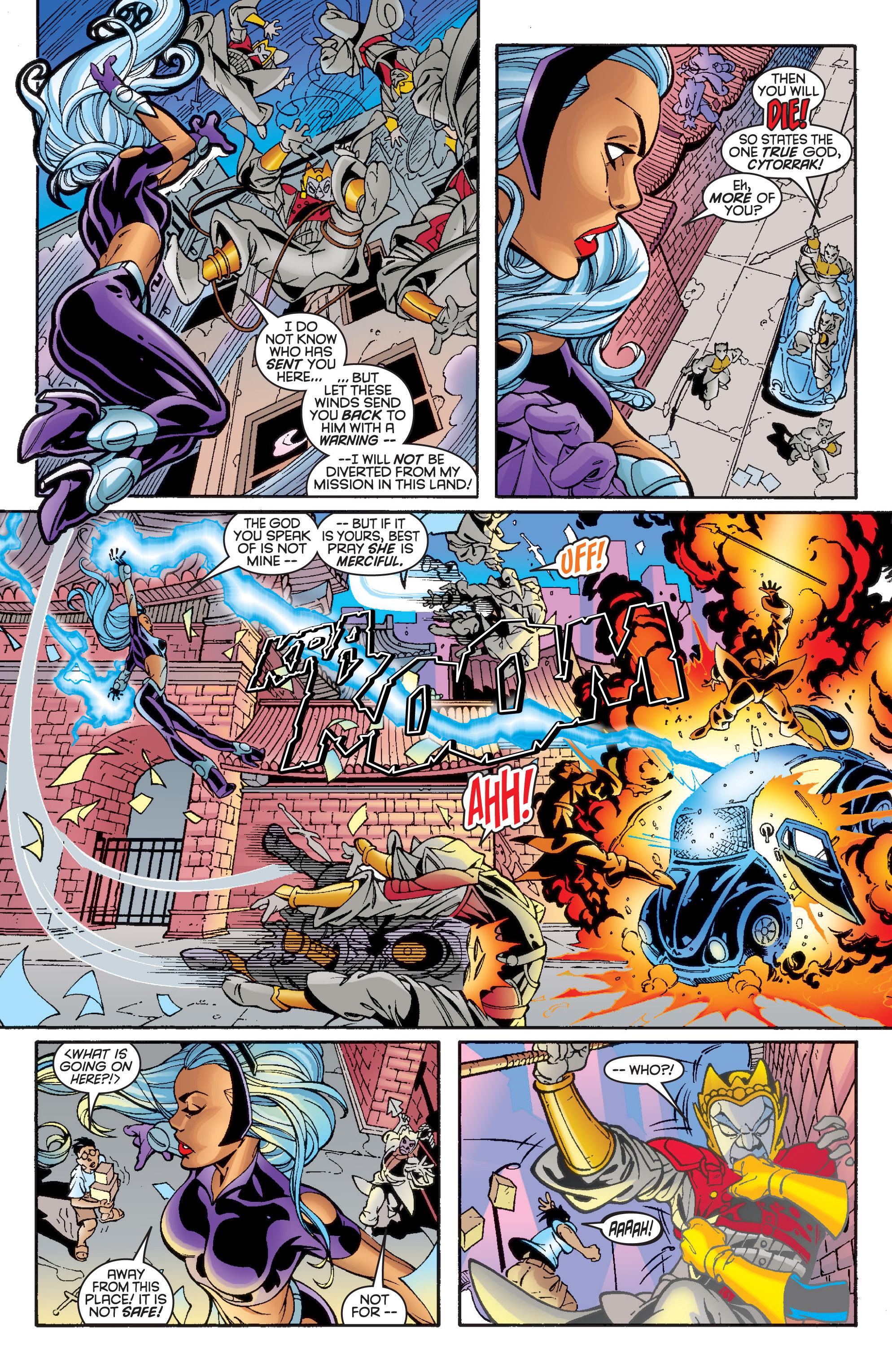 Read online Uncanny X-Men (1963) comic -  Issue #361 - 3