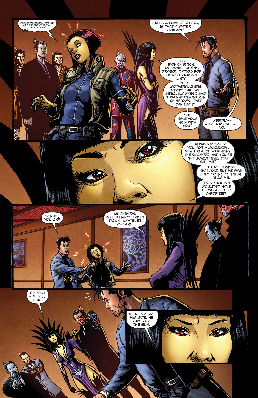 Read online Ballistic (2013) comic -  Issue #2 - 22