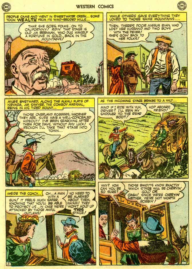 Western Comics issue 23 - Page 42