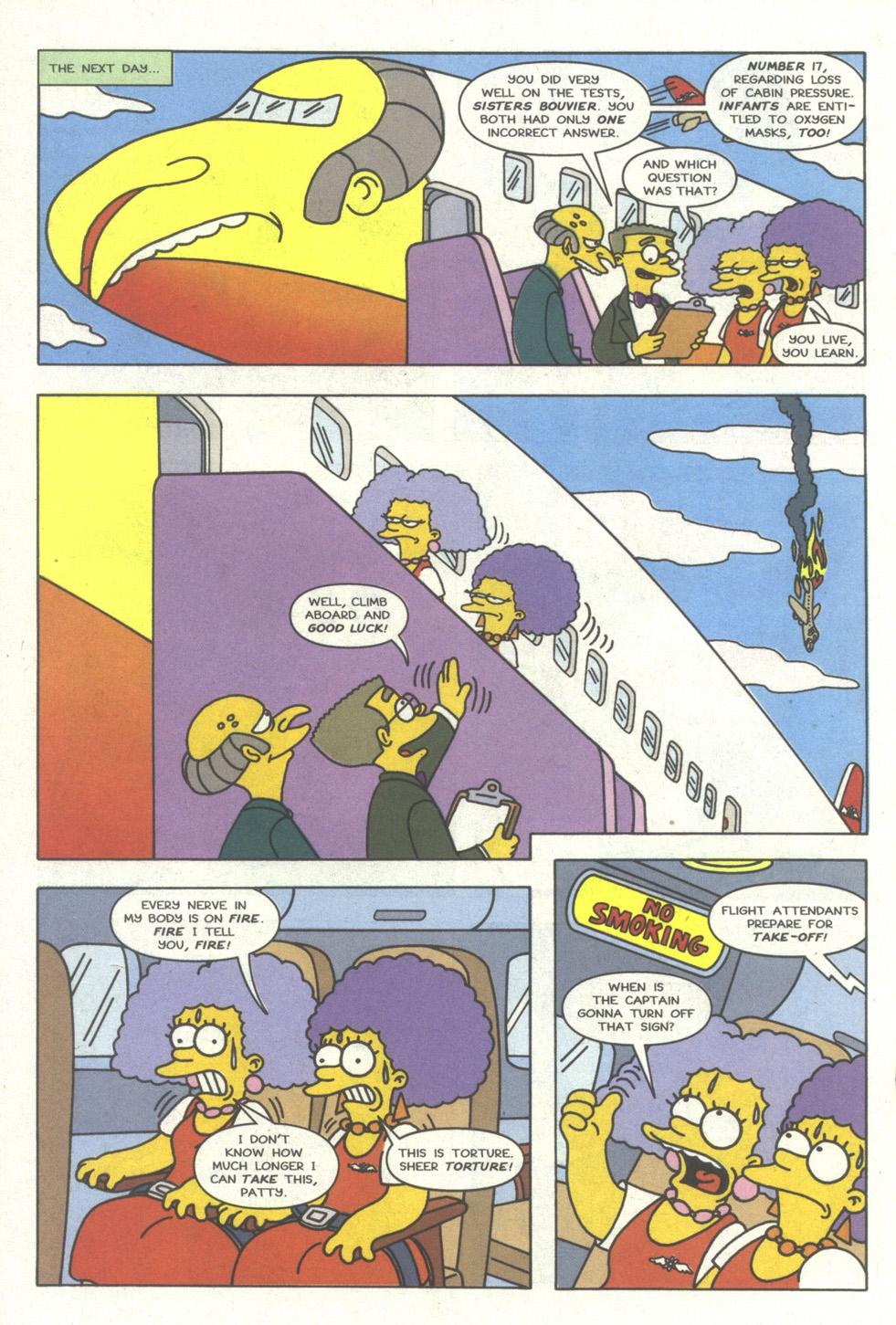 Read online Simpsons Comics comic -  Issue #16 - 17