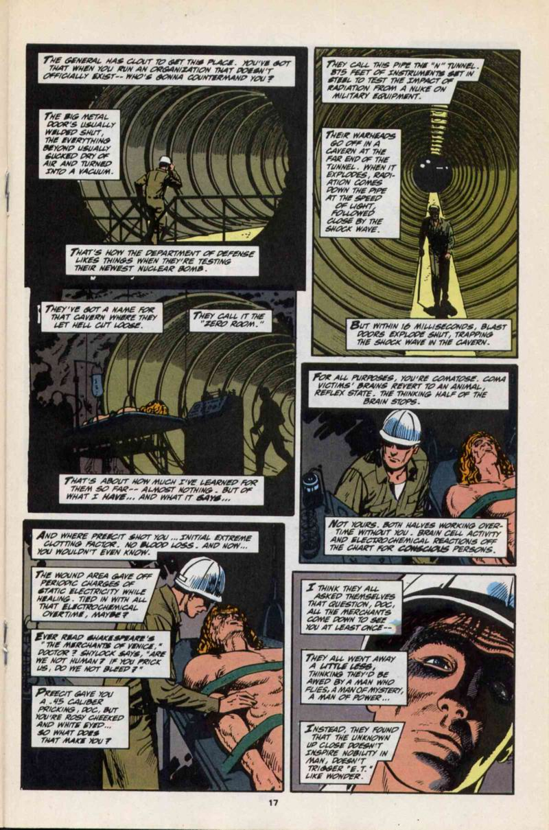 Read online Doctor Zero comic -  Issue #7 - 19
