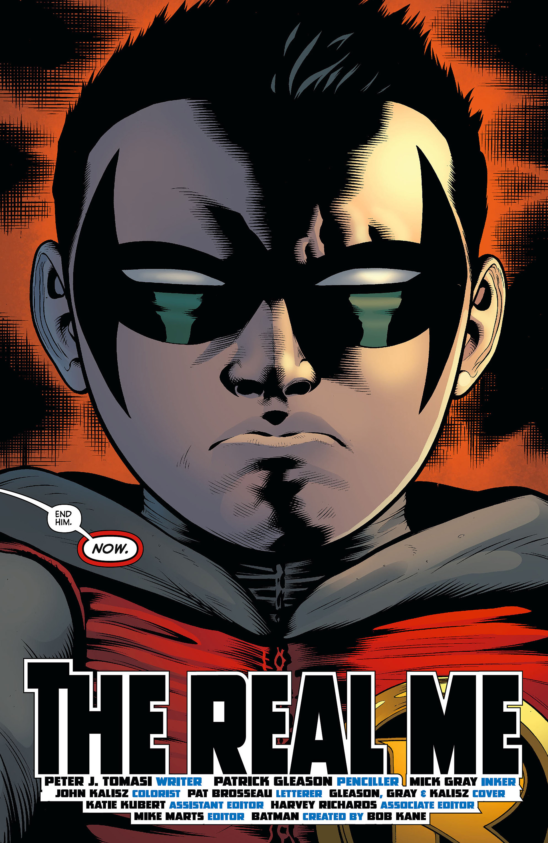 Read online Batman and Robin (2011) comic -  Issue #6 - 2