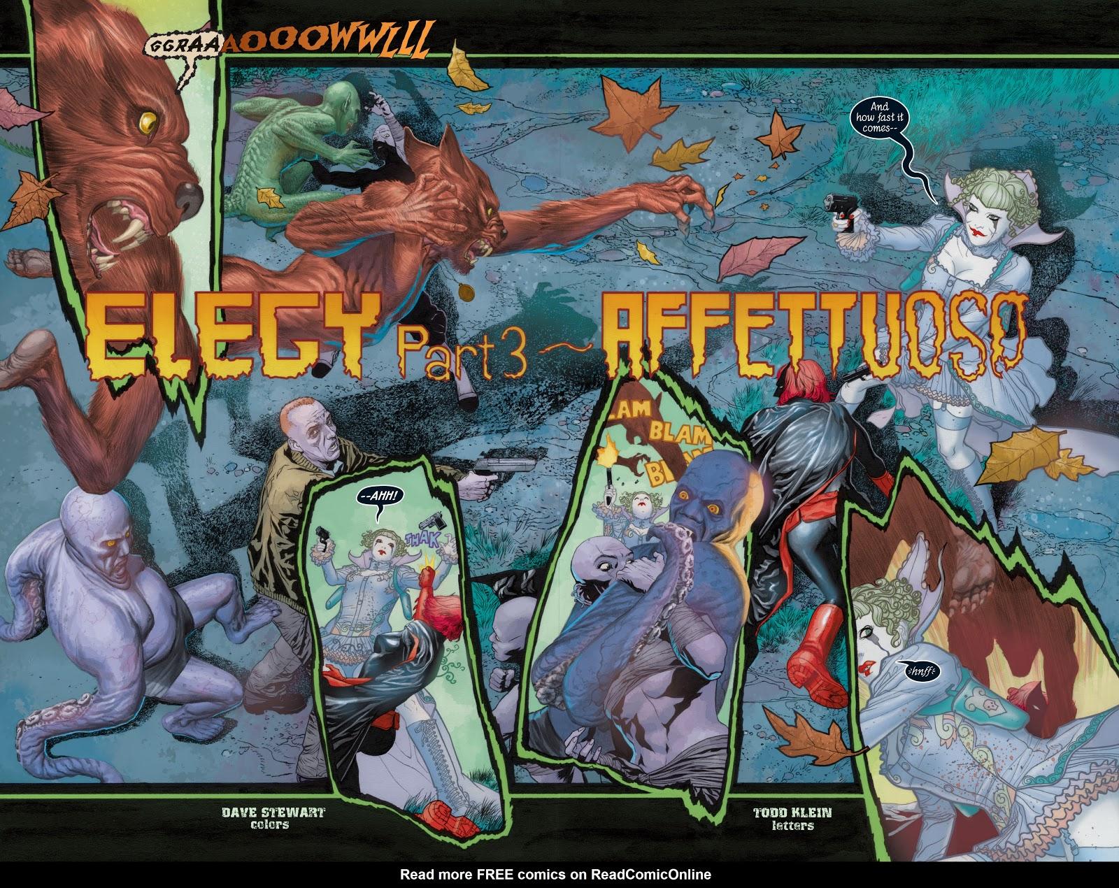 Read online Detective Comics (1937) comic -  Issue # _TPB Batwoman – Elegy (New Edition) (Part 1) - 48