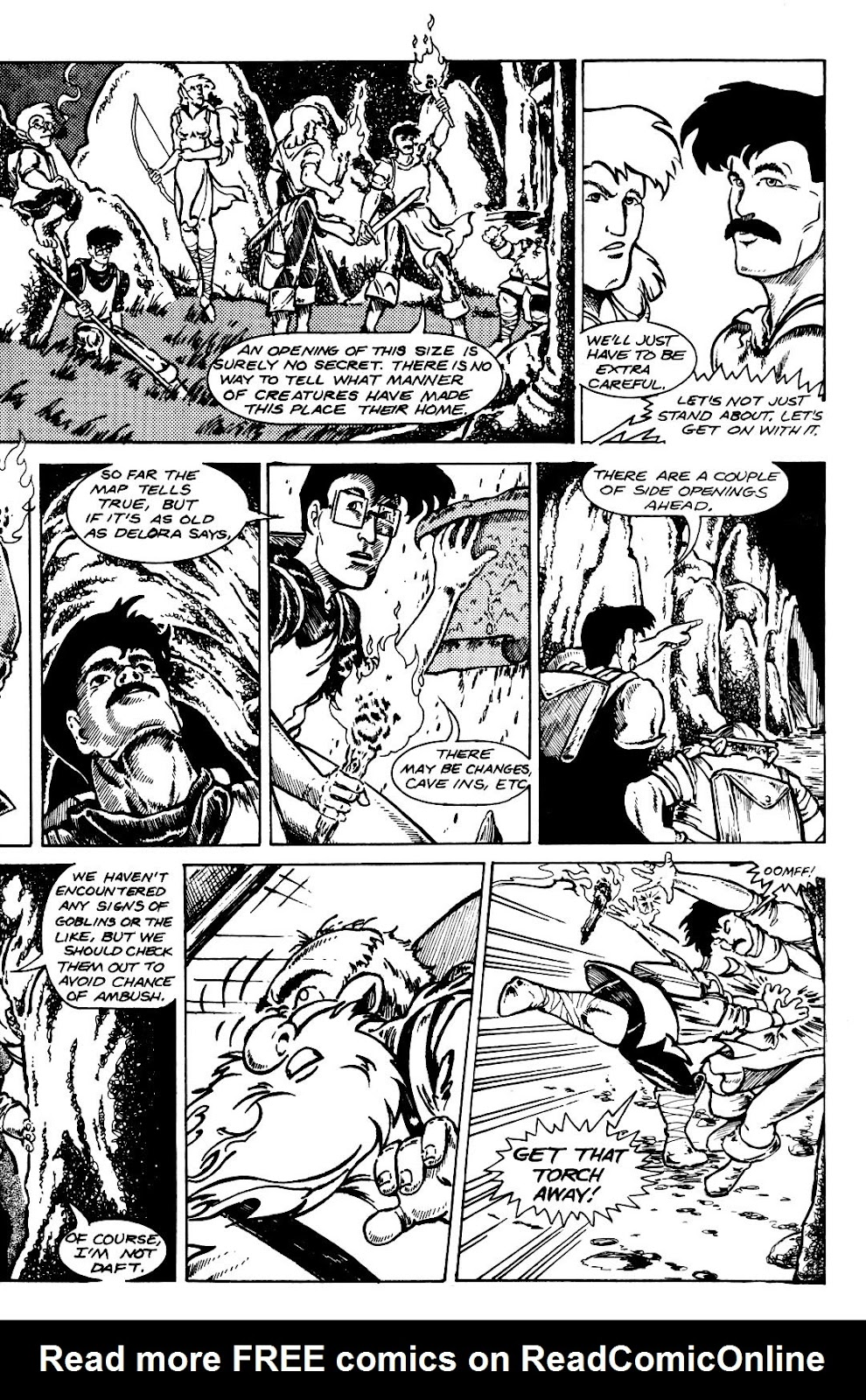 The Realm (1986) issue 17 - Page 23