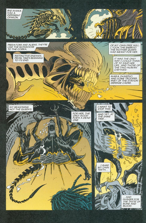 Read online Aliens/Predator: The Deadliest of the Species comic -  Issue #9 - 5