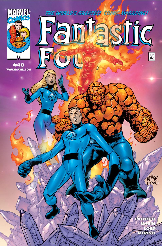 Fantastic Four (1998) 40 Page 1