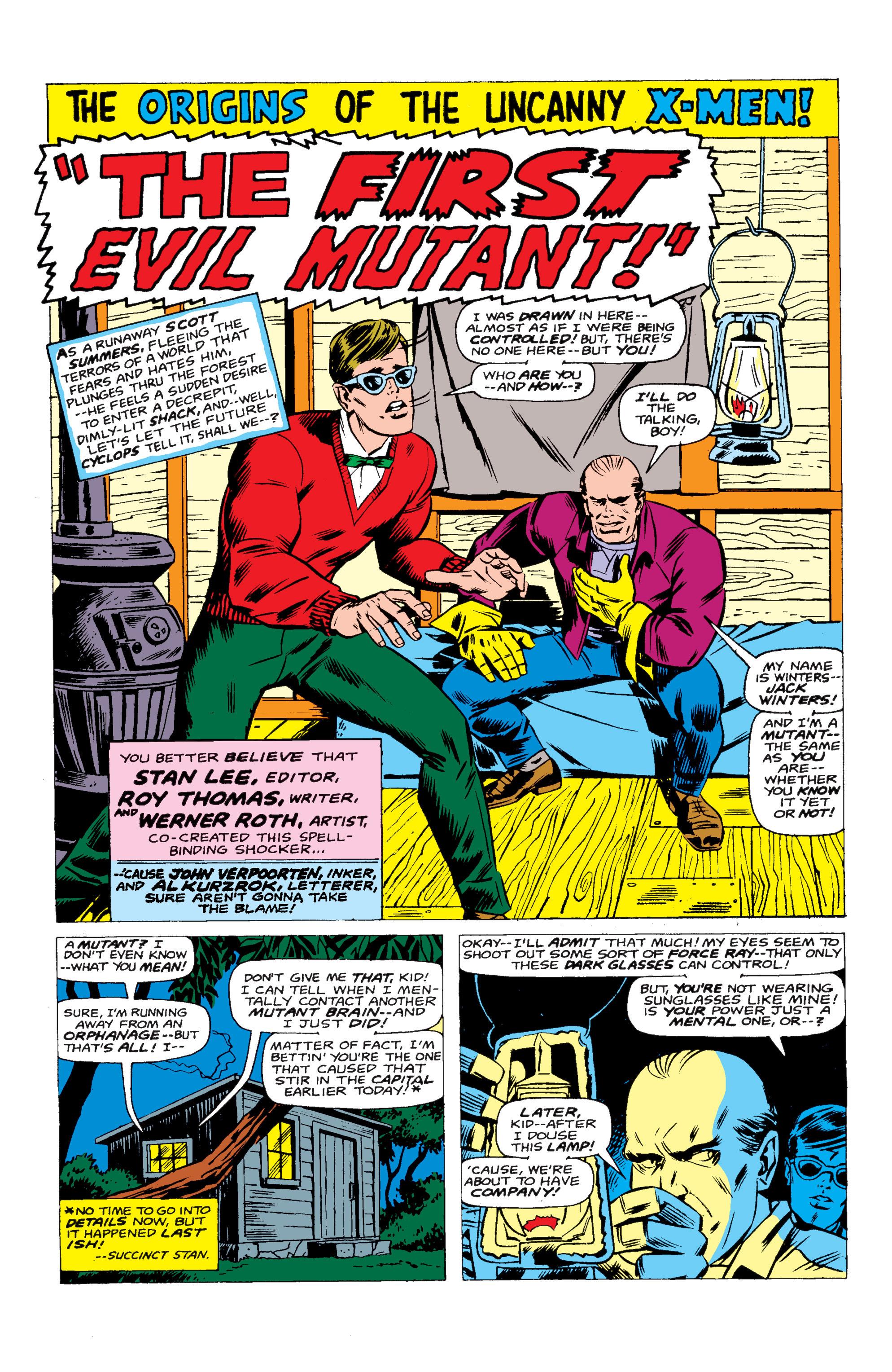 Uncanny X-Men (1963) 40 Page 16