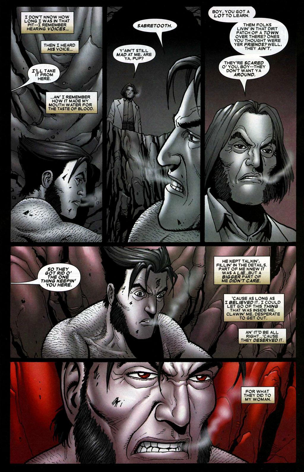 Read online Wolverine: Origins comic -  Issue #5 - 15