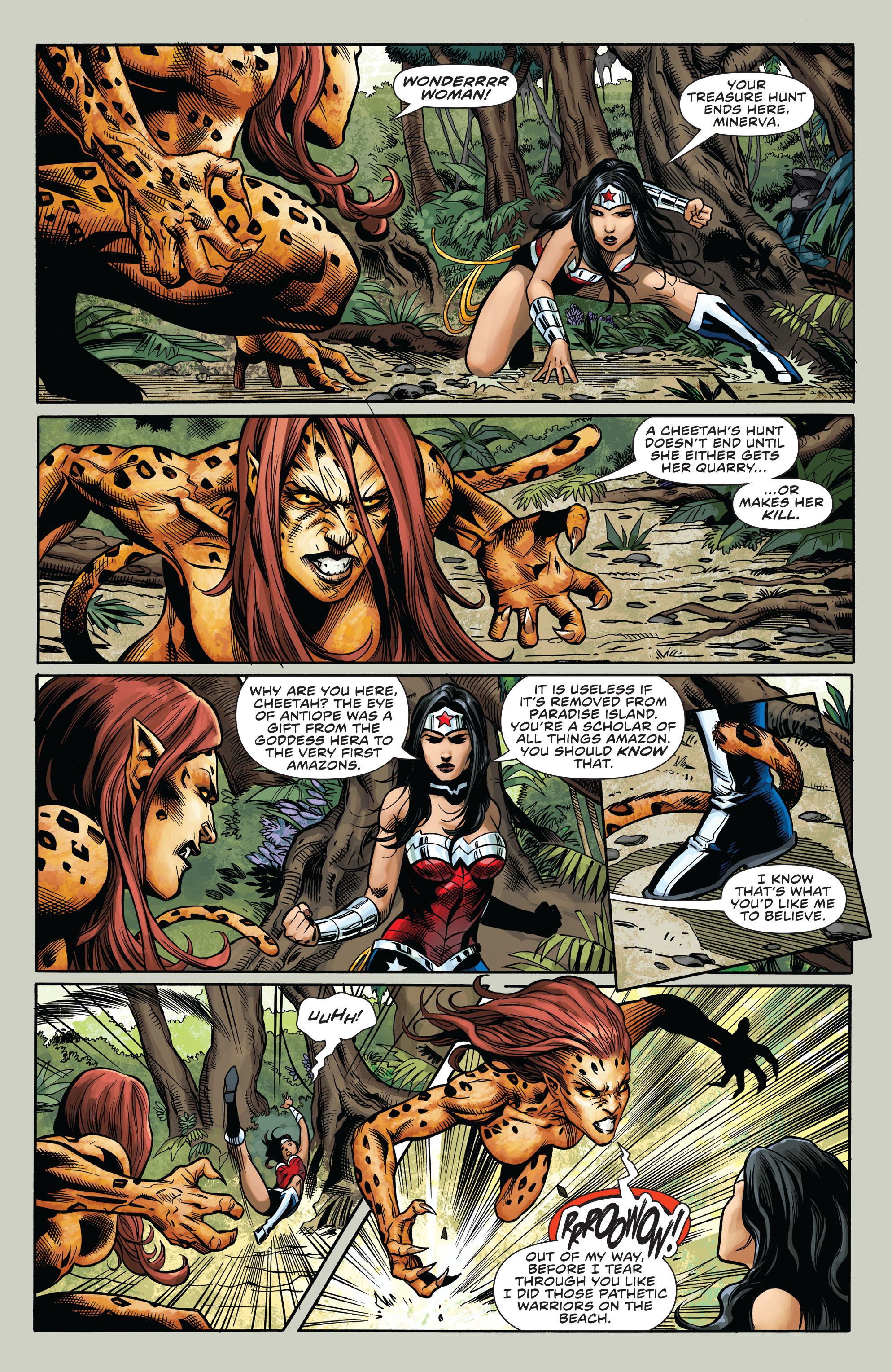 Read online Wonder Woman (2011) comic -  Issue #47 - 20