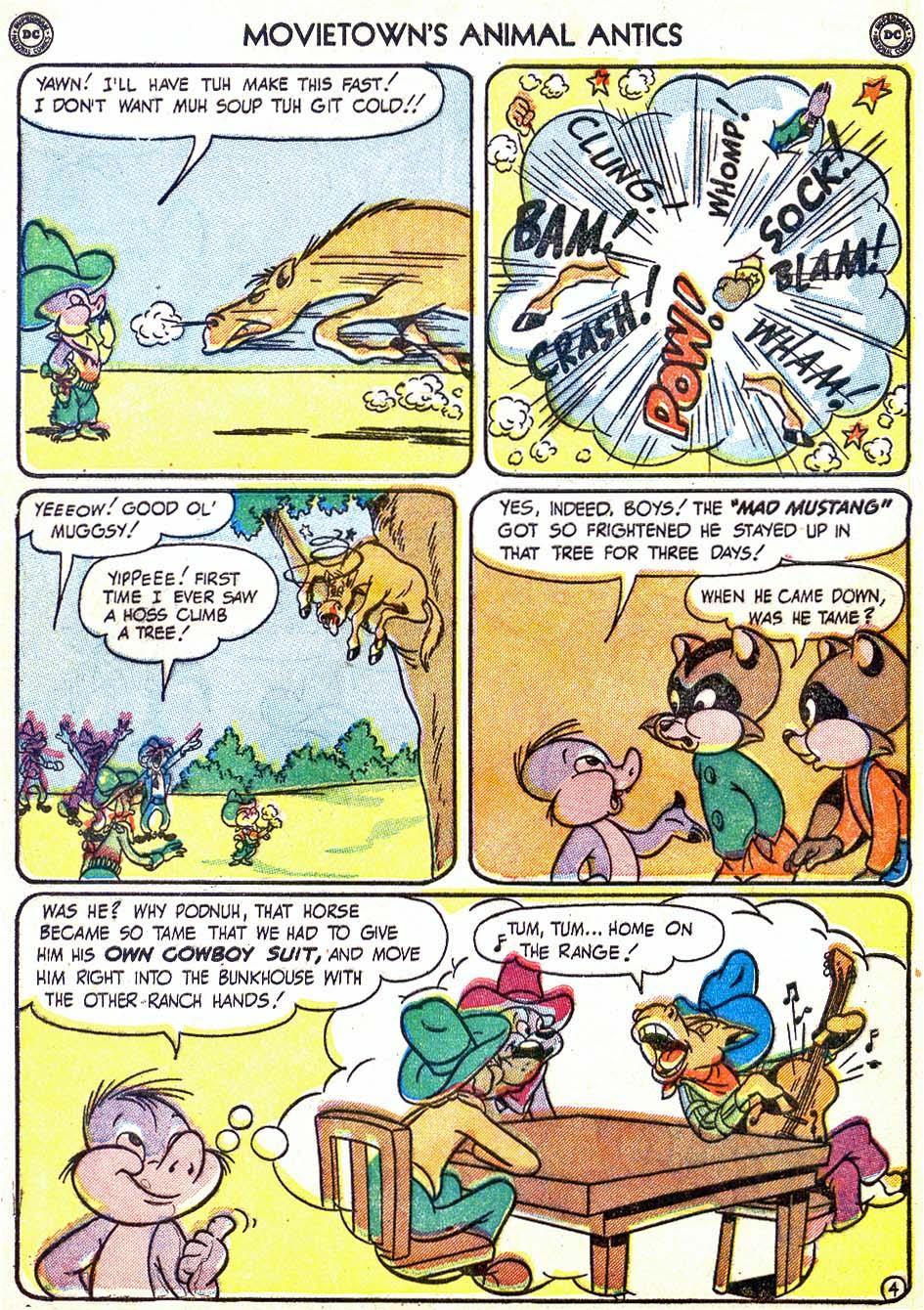 Read online Animal Antics comic -  Issue #32 - 48