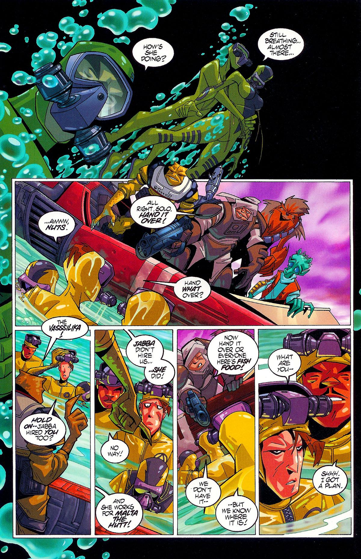 Read online Star Wars Omnibus comic -  Issue # Vol. 12 - 159