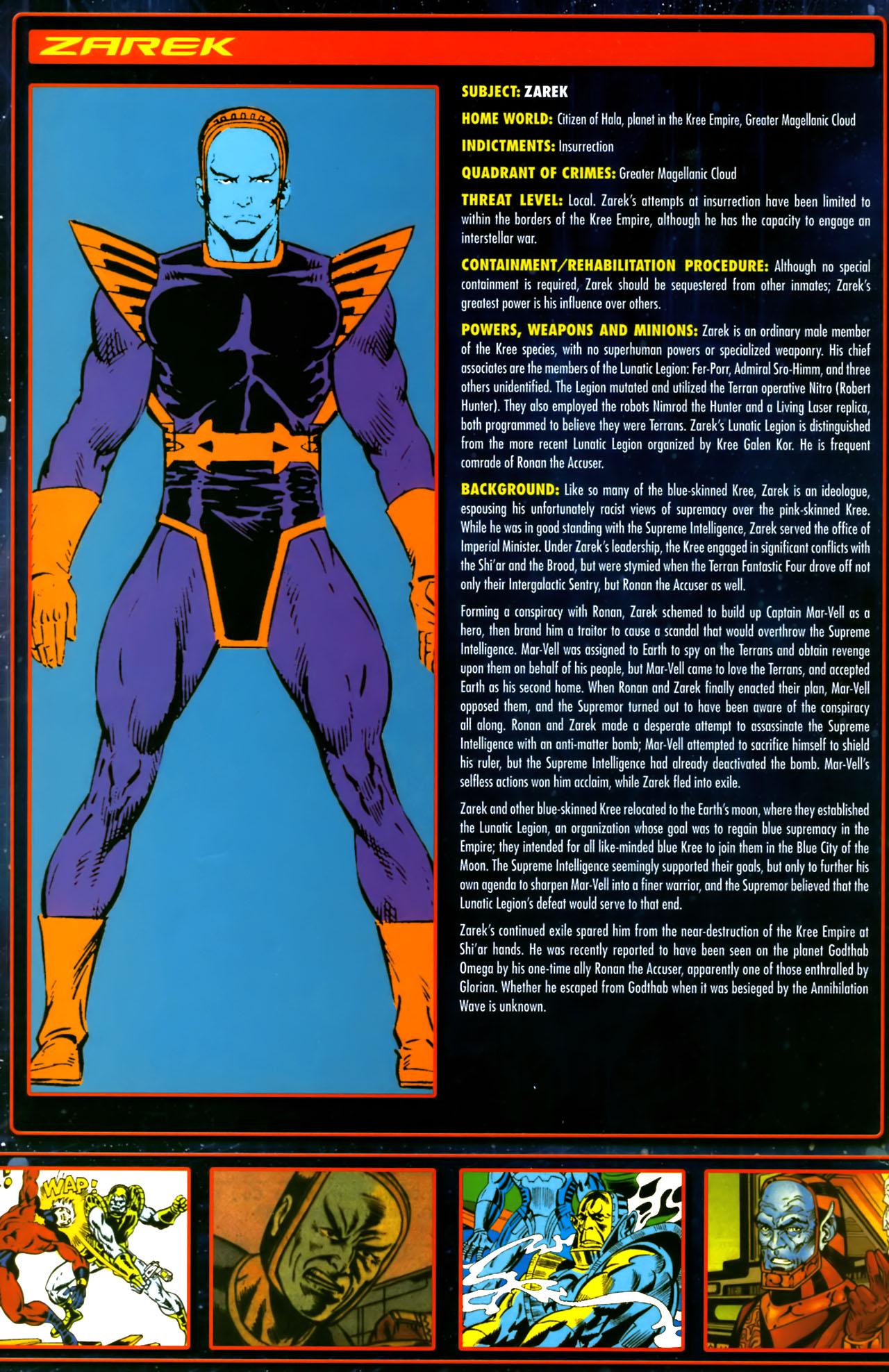 Read online Annihilation:  The  Nova Corps Files comic -  Issue #Annihilation:  The  Nova Corps Files Full - 45