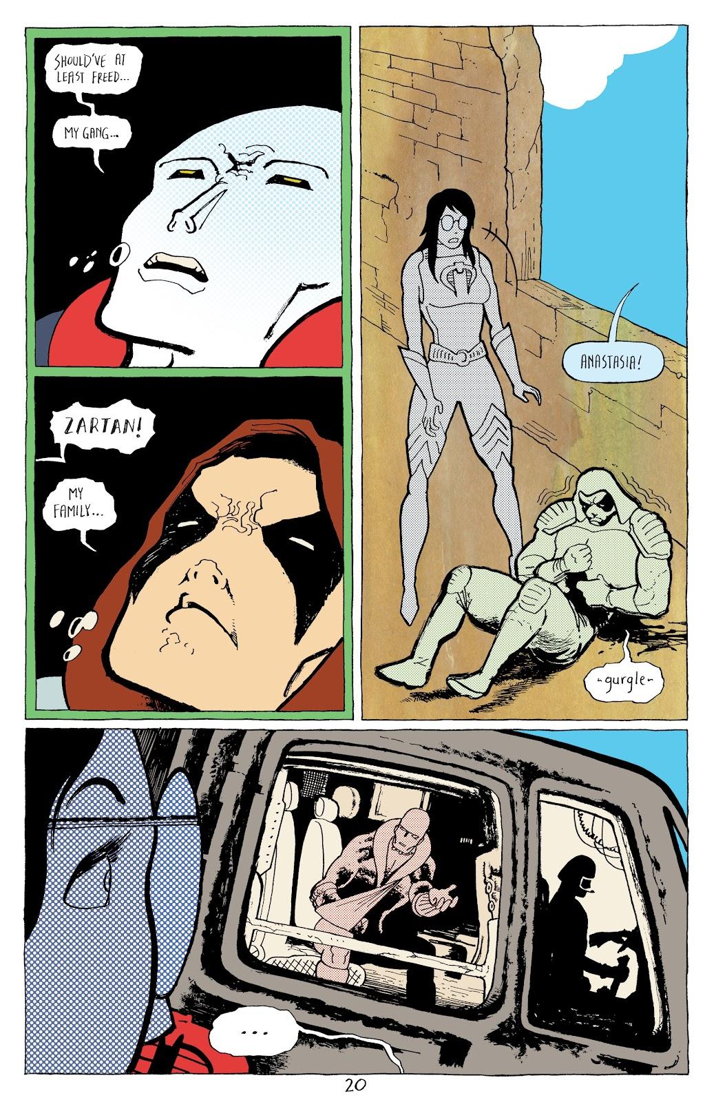 Read online G.I. Joe: Sierra Muerte comic -  Issue #3 - 22