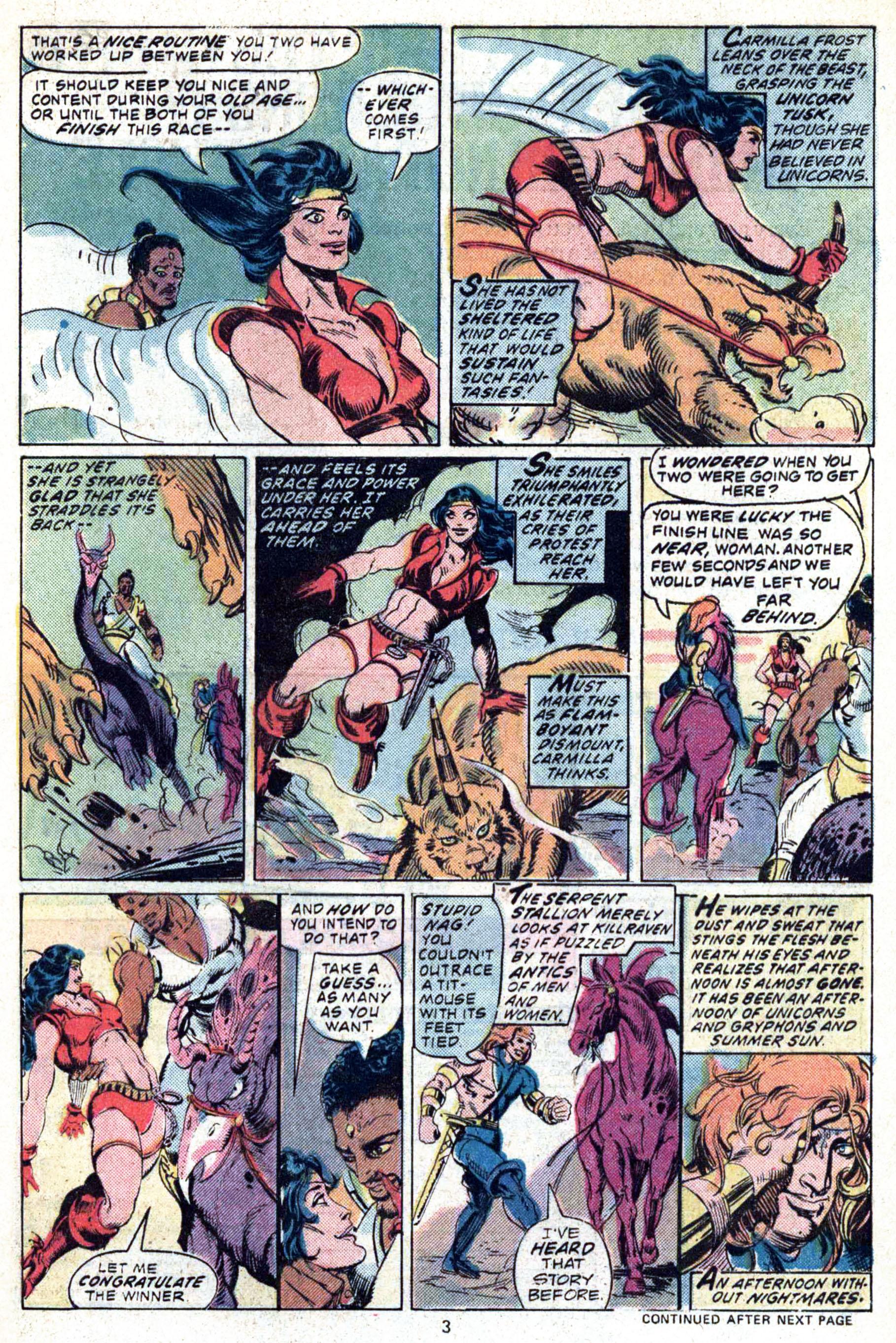 Read online Amazing Adventures (1970) comic -  Issue #34 - 5