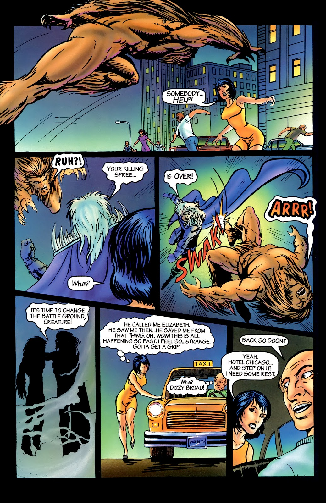 Read online Perg comic -  Issue #3 - 19