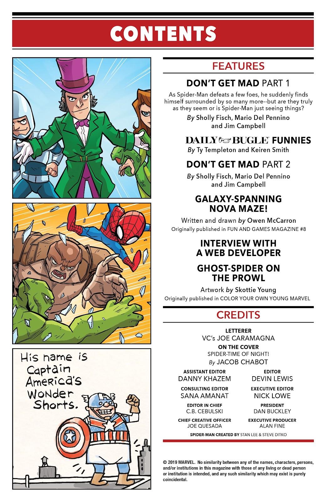 Read online Marvel Super Hero Adventures: Spider-Man – Web Designers comic -  Issue # Full - 2
