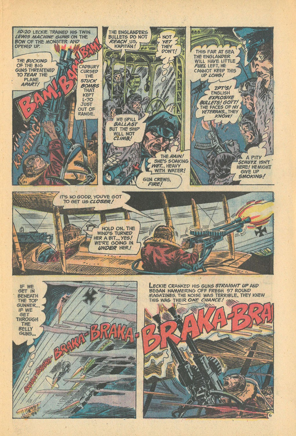 Read online Star Spangled War Stories (1952) comic -  Issue #168 - 28