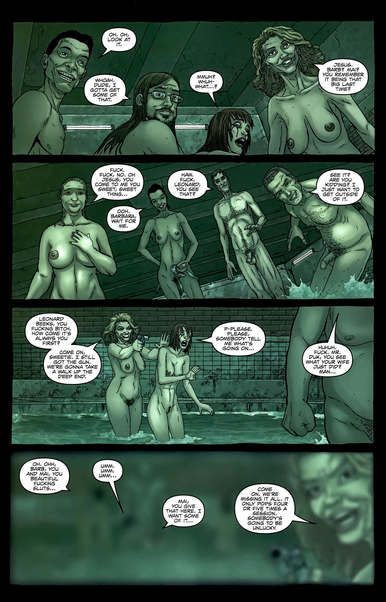 Read online Alan Moore's Neonomicon comic -  Issue #2 - 30
