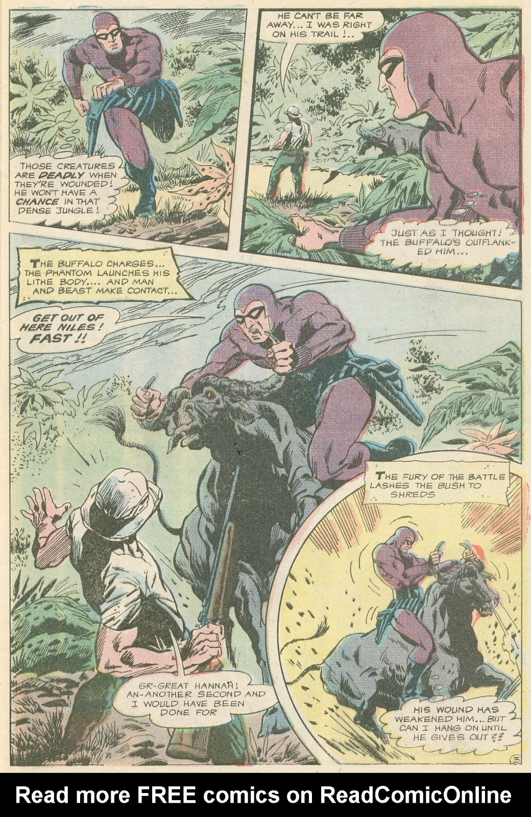 The Phantom (1969) issue 31 - Page 4