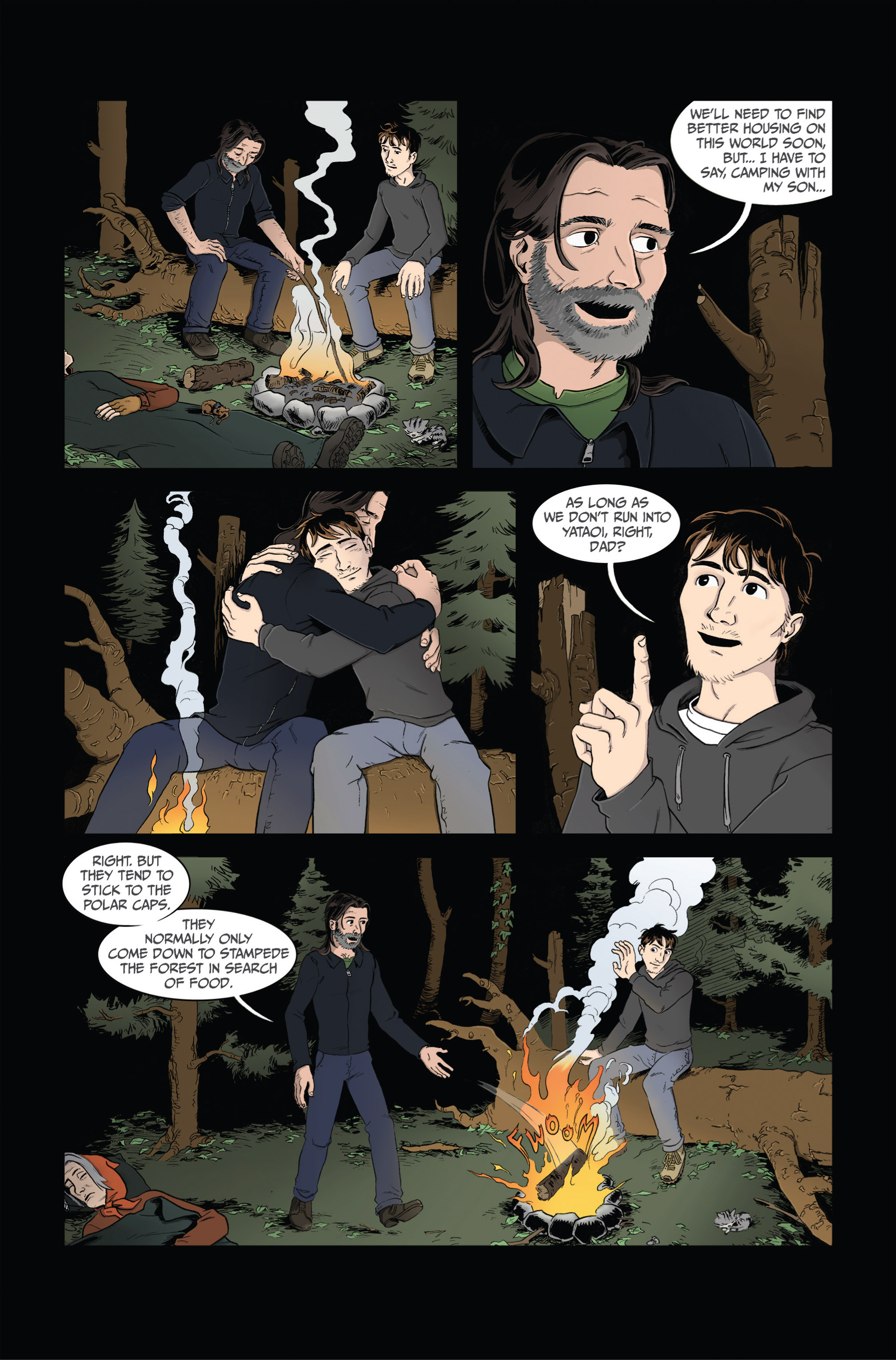 Read online Ehmm Theory: Everything & Small Doses comic -  Issue #2 - 10