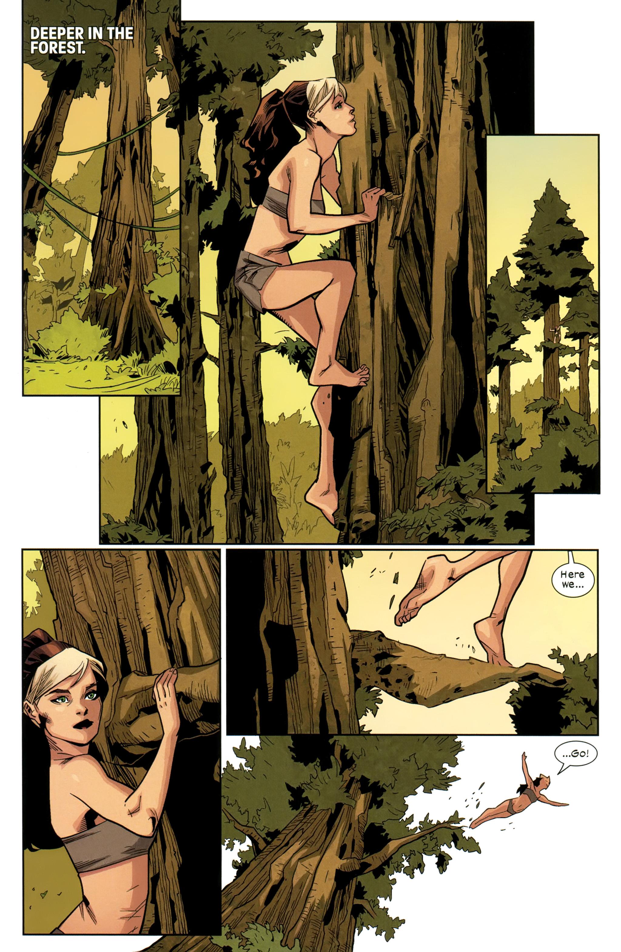 Read online Ultimate Comics X-Men comic -  Issue #25 - 9