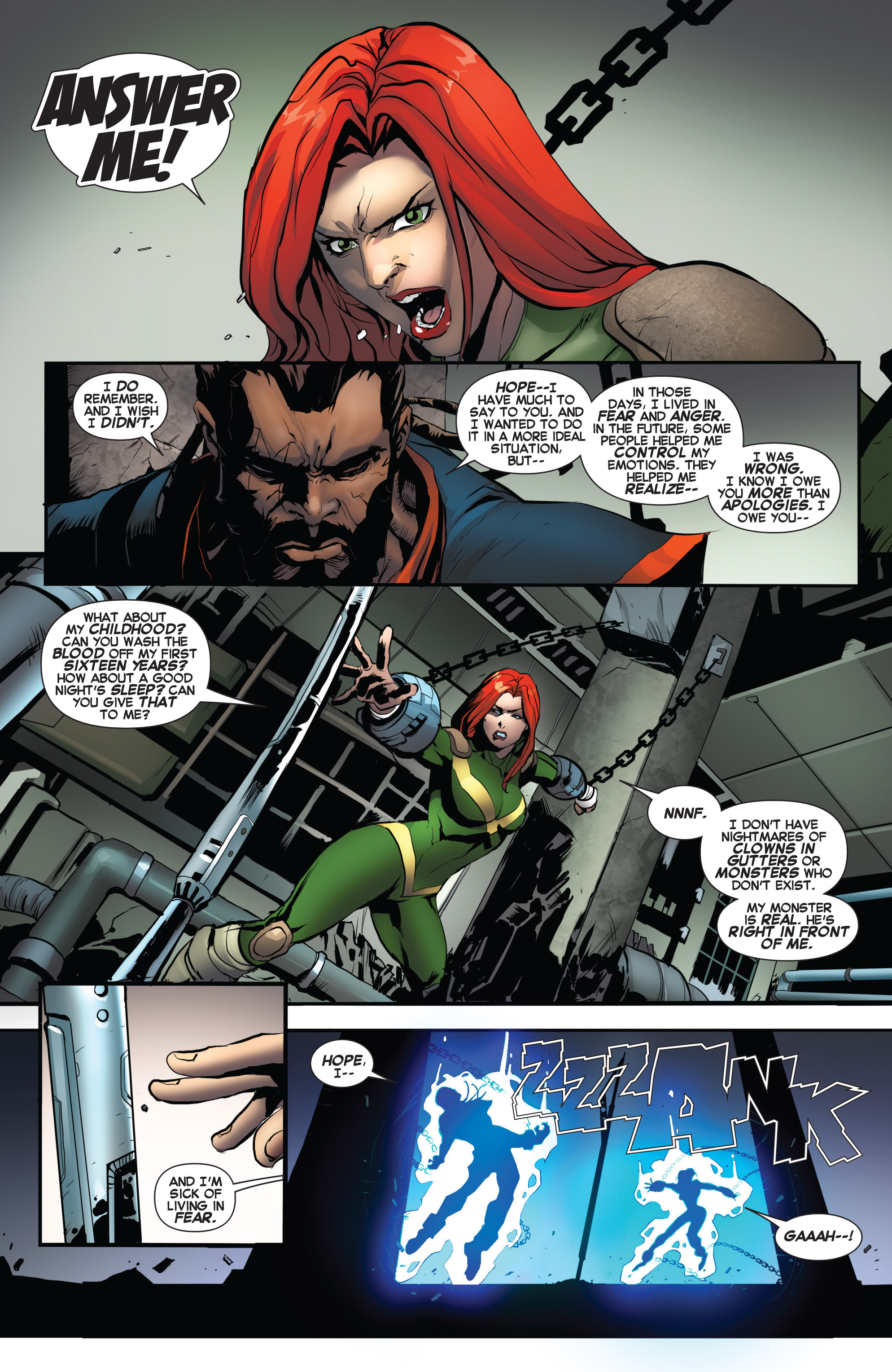 Read online Uncanny X-Force (2013) comic -  Issue #16 - 9