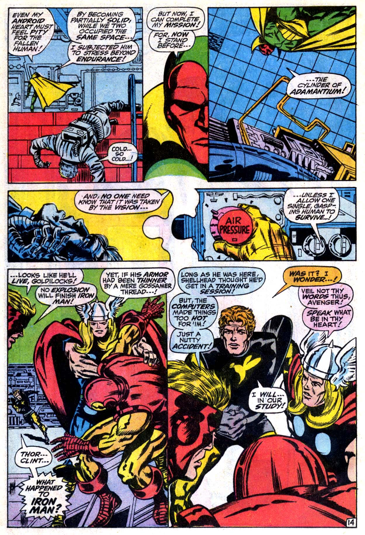 The Avengers (1963) 66 Page 14