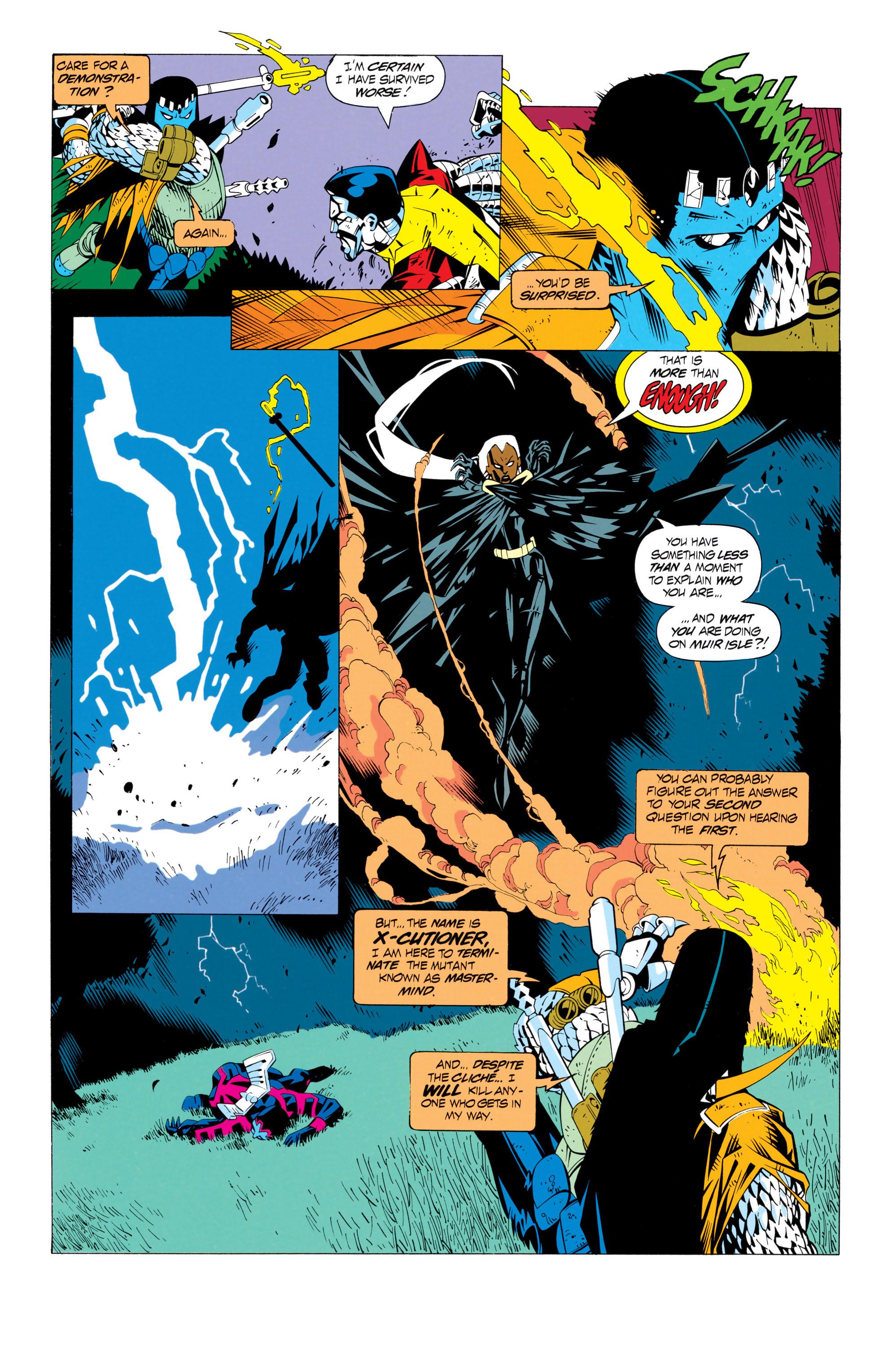 Read online Uncanny X-Men (1963) comic -  Issue # _Annual 17 - 35