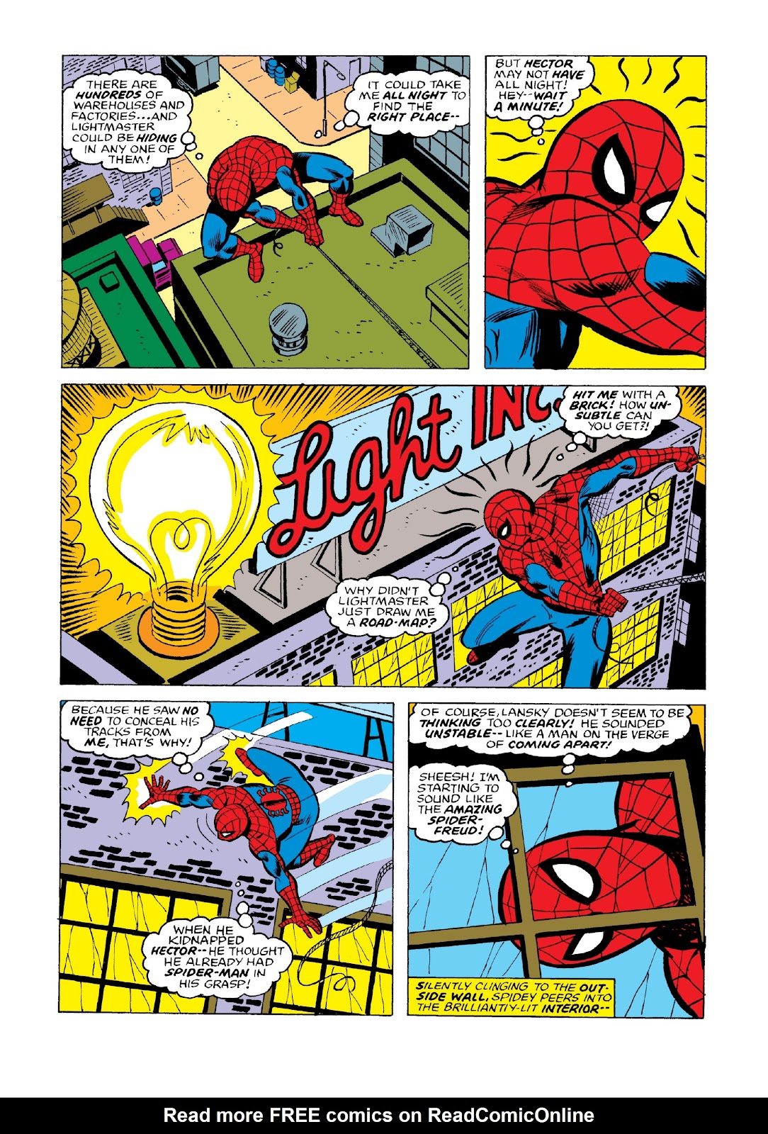Read online Marvel Masterworks: The Spectacular Spider-Man comic -  Issue # TPB 2 (Part 1) - 92