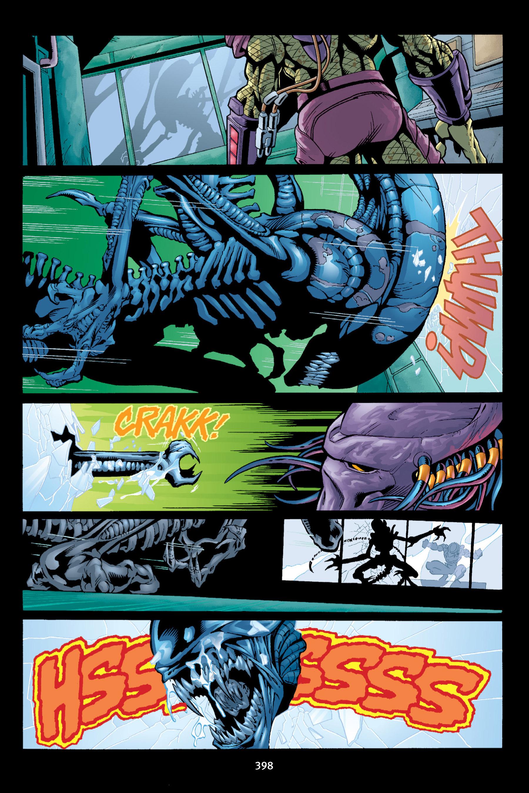 Read online Aliens vs. Predator Omnibus comic -  Issue # _TPB 2 Part 4 - 62