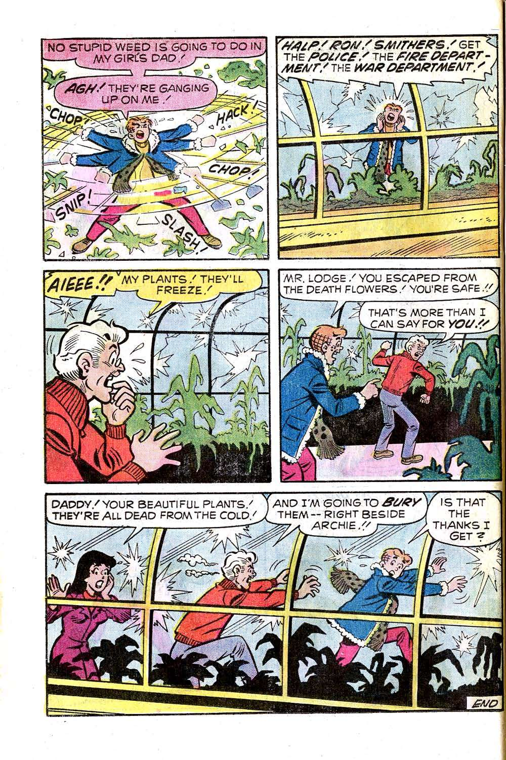 Read online Archie (1960) comic -  Issue #253 - 24
