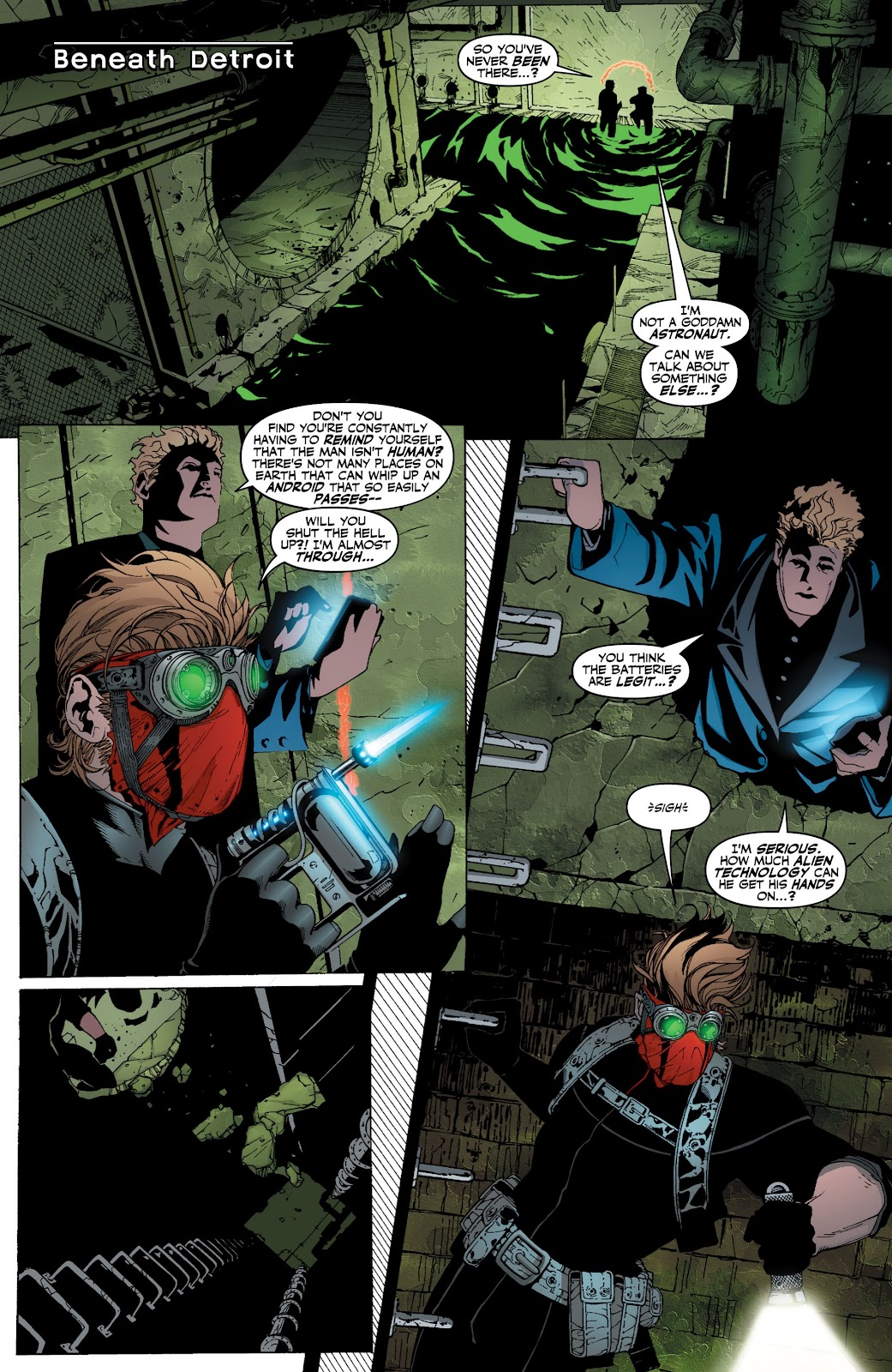 Wildcats Version 3.0 Issue #2 #2 - English 19