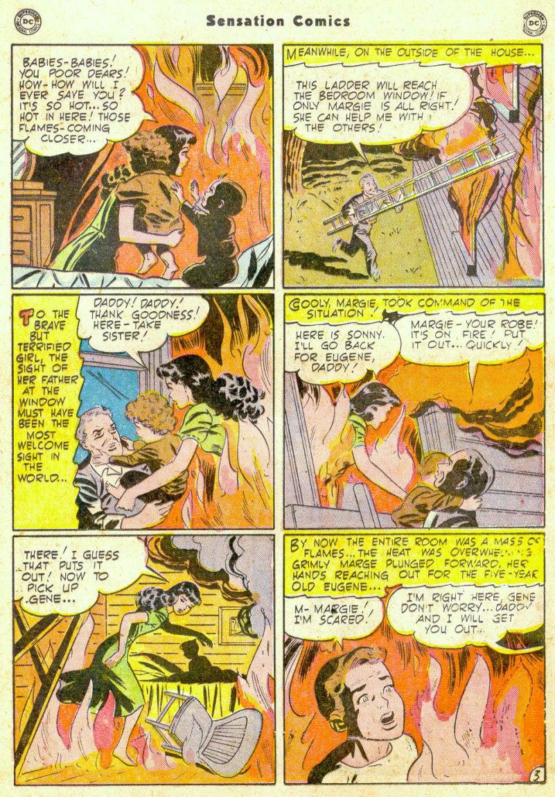 Read online Sensation (Mystery) Comics comic -  Issue #98 - 31