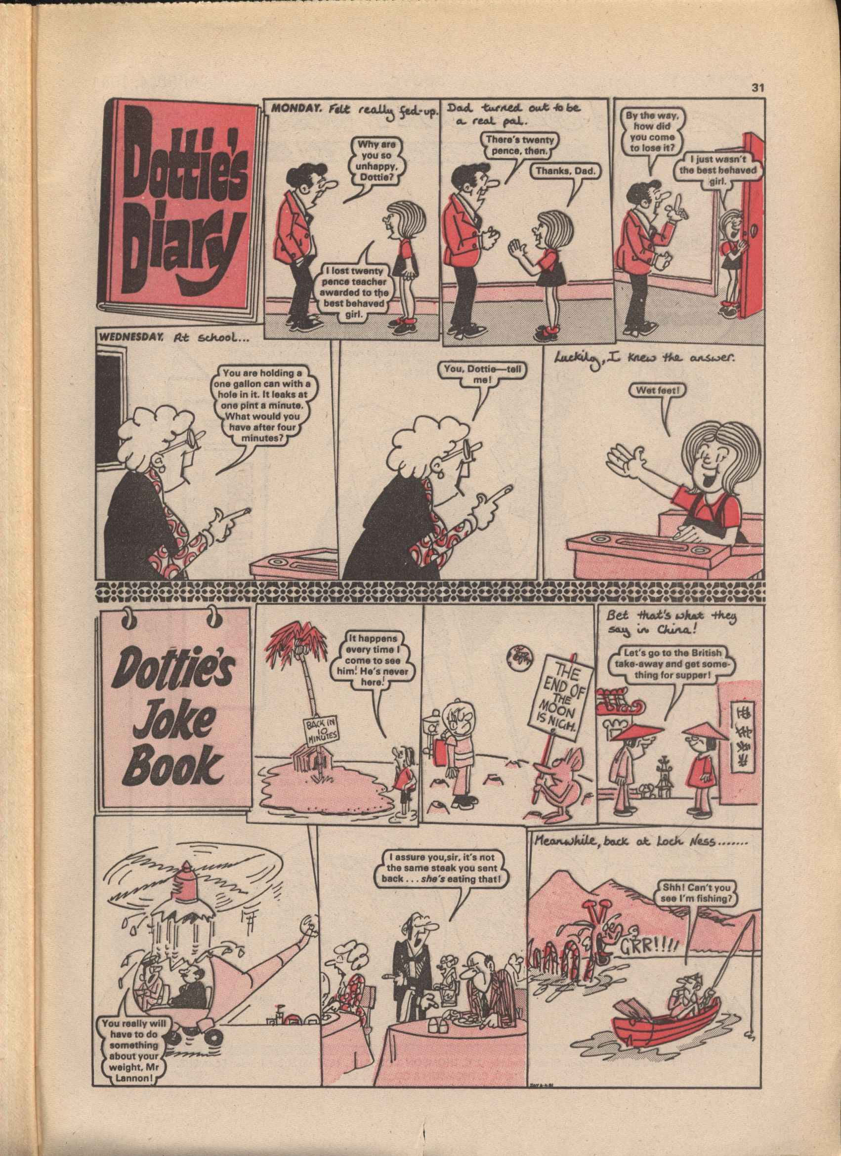 Read online Judy comic -  Issue #1108 - 31