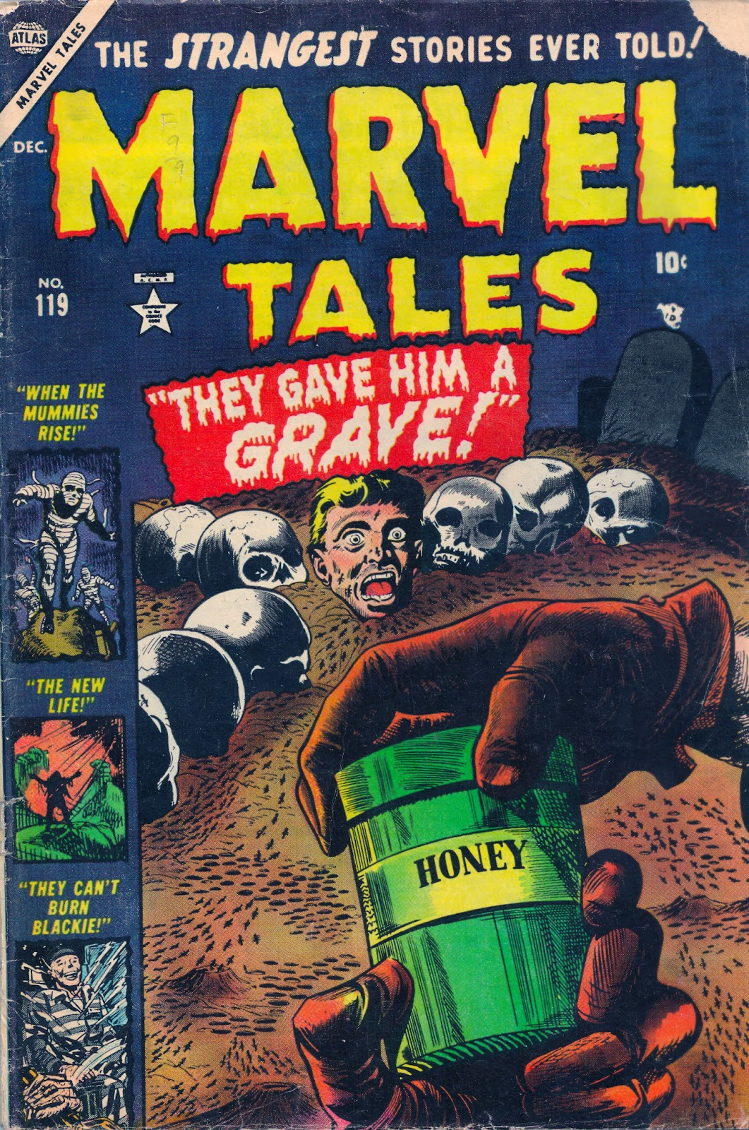 Marvel Tales (1949) issue 119 - Page 1