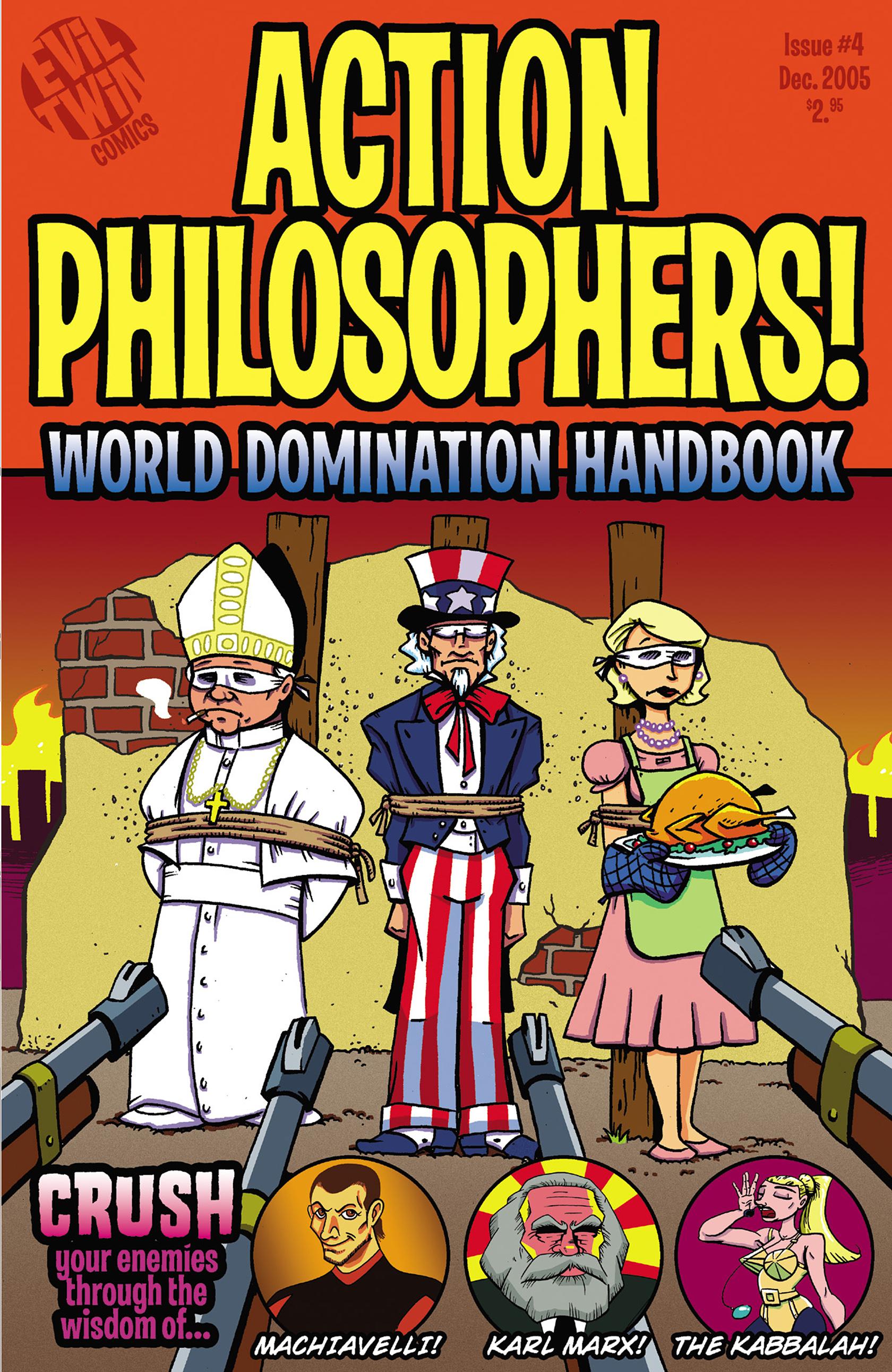Read online Action Philosophers! comic -  Issue #Action Philosophers! TPB (Part 2) - 154