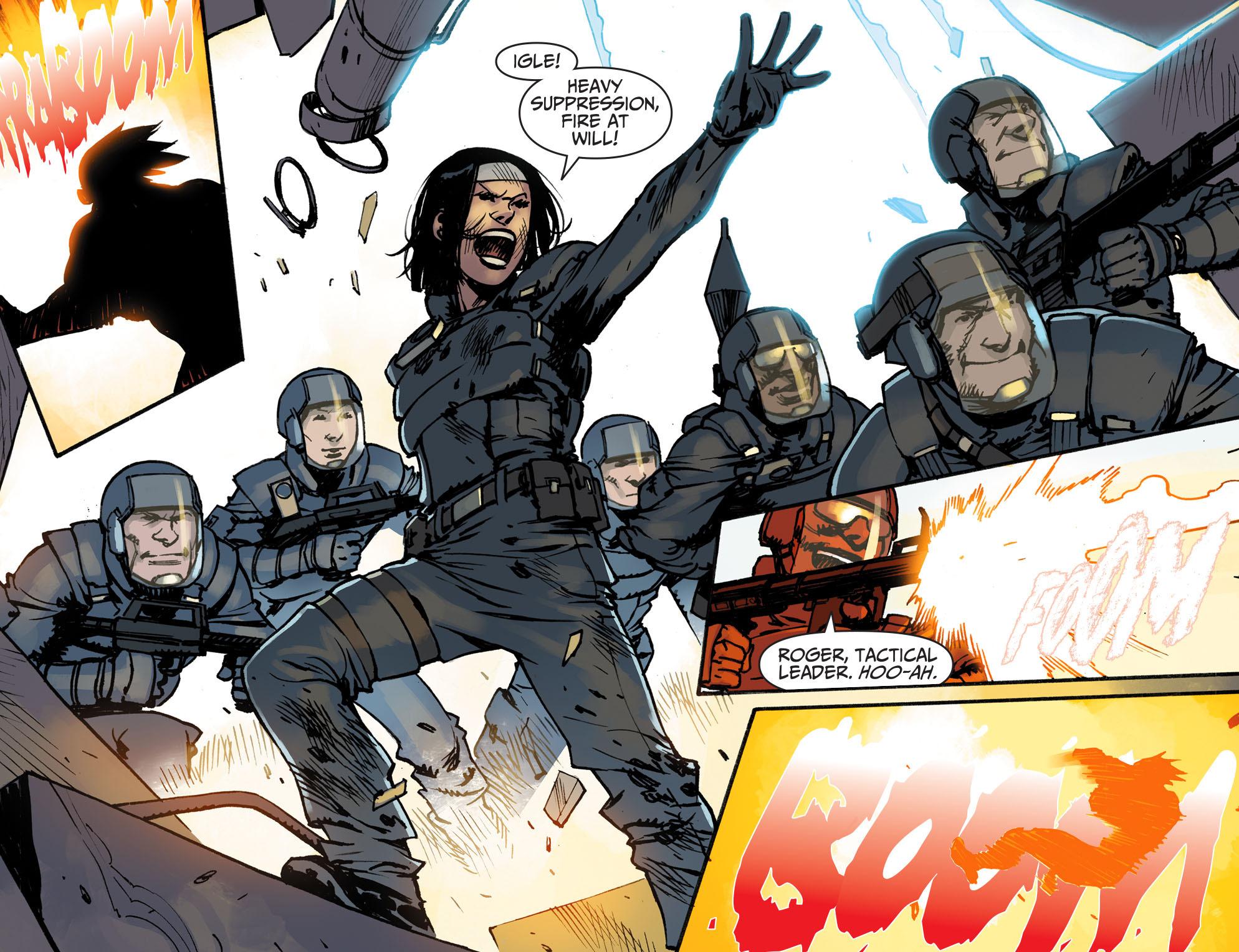 Read online Adventures of Supergirl comic -  Issue #3 - 15