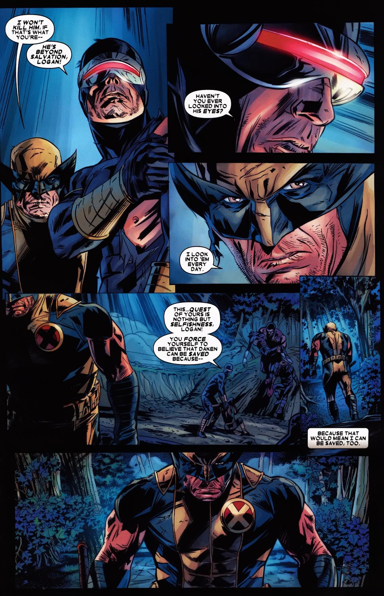 Read online Wolverine: Origins comic -  Issue #35 - 15