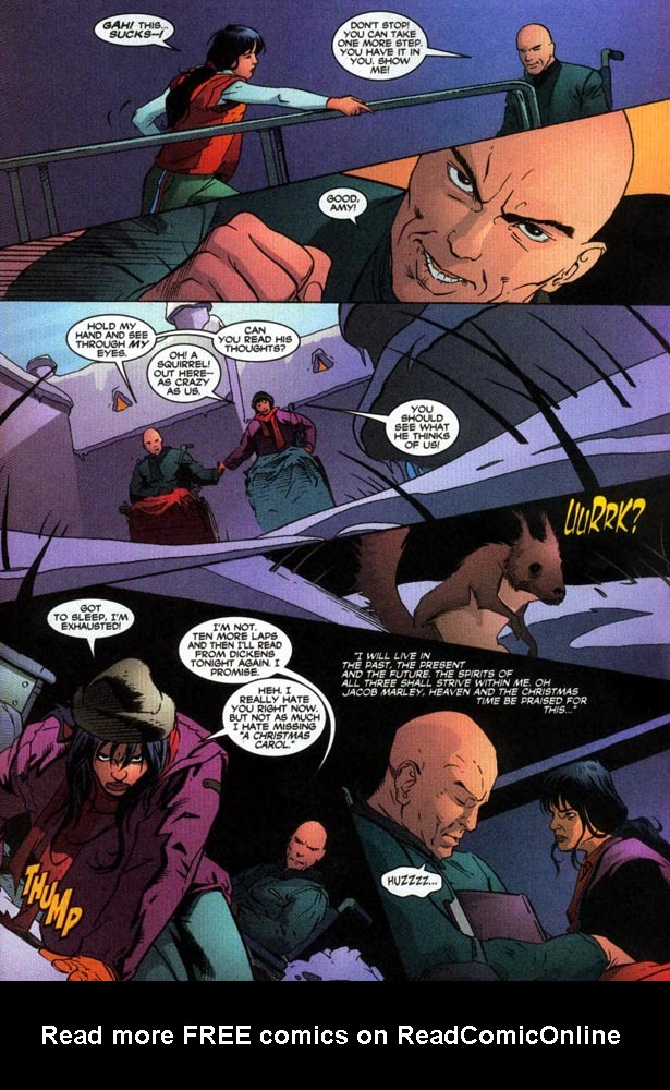 Read online Uncanny X-Men (1963) comic -  Issue # _Annual 2000 - 27