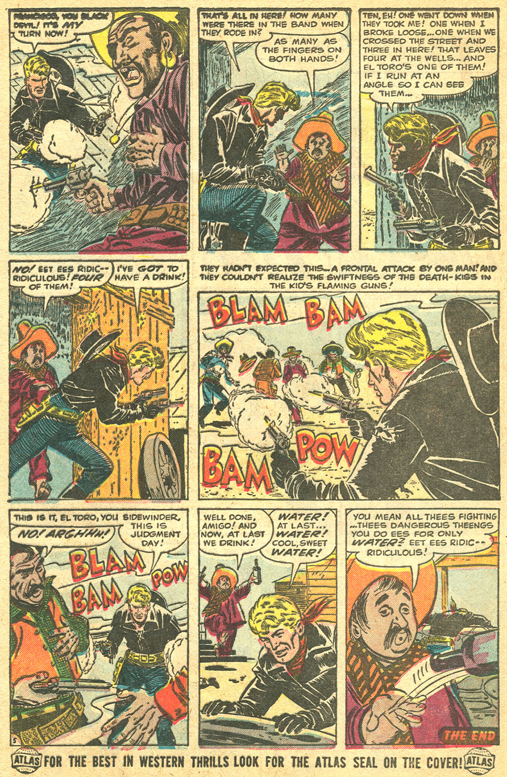 Read online Two-Gun Kid comic -  Issue #11 - 16