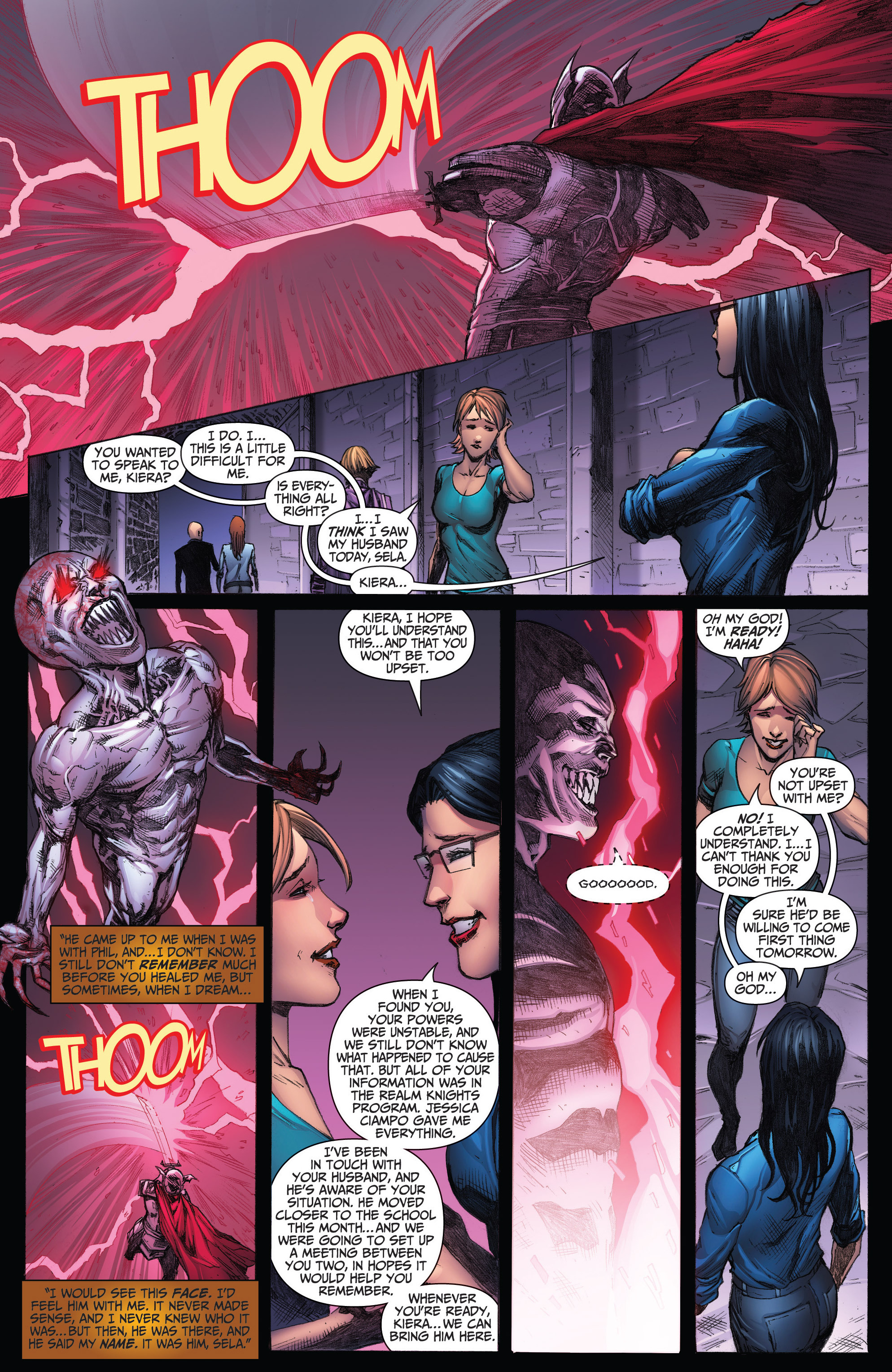 Read online Grimm Fairy Tales: Arcane Acre comic -  Issue # TPB 3 - 83