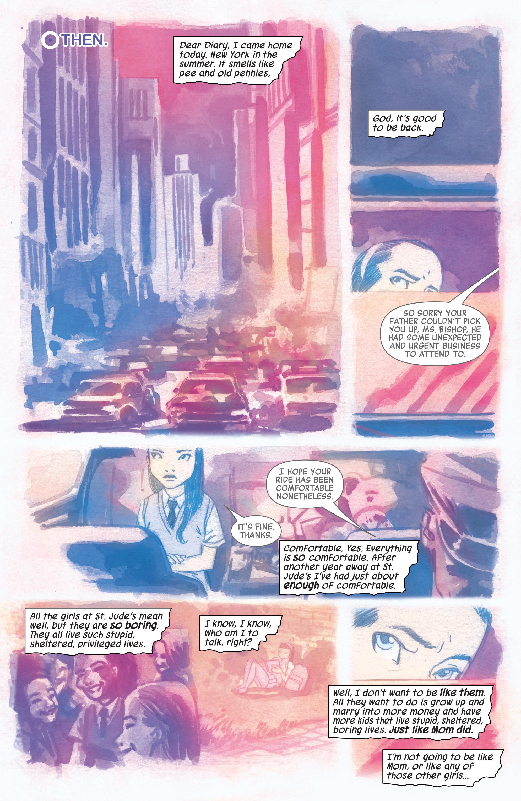 Read online All-New Hawkeye (2016) comic -  Issue #4 - 3