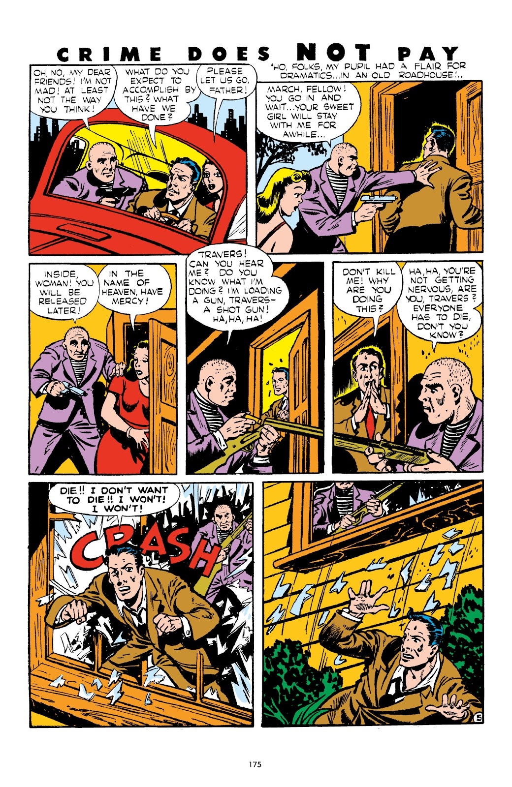 Read online Crime Does Not Pay Archives comic -  Issue # TPB 4 (Part 2) - 75