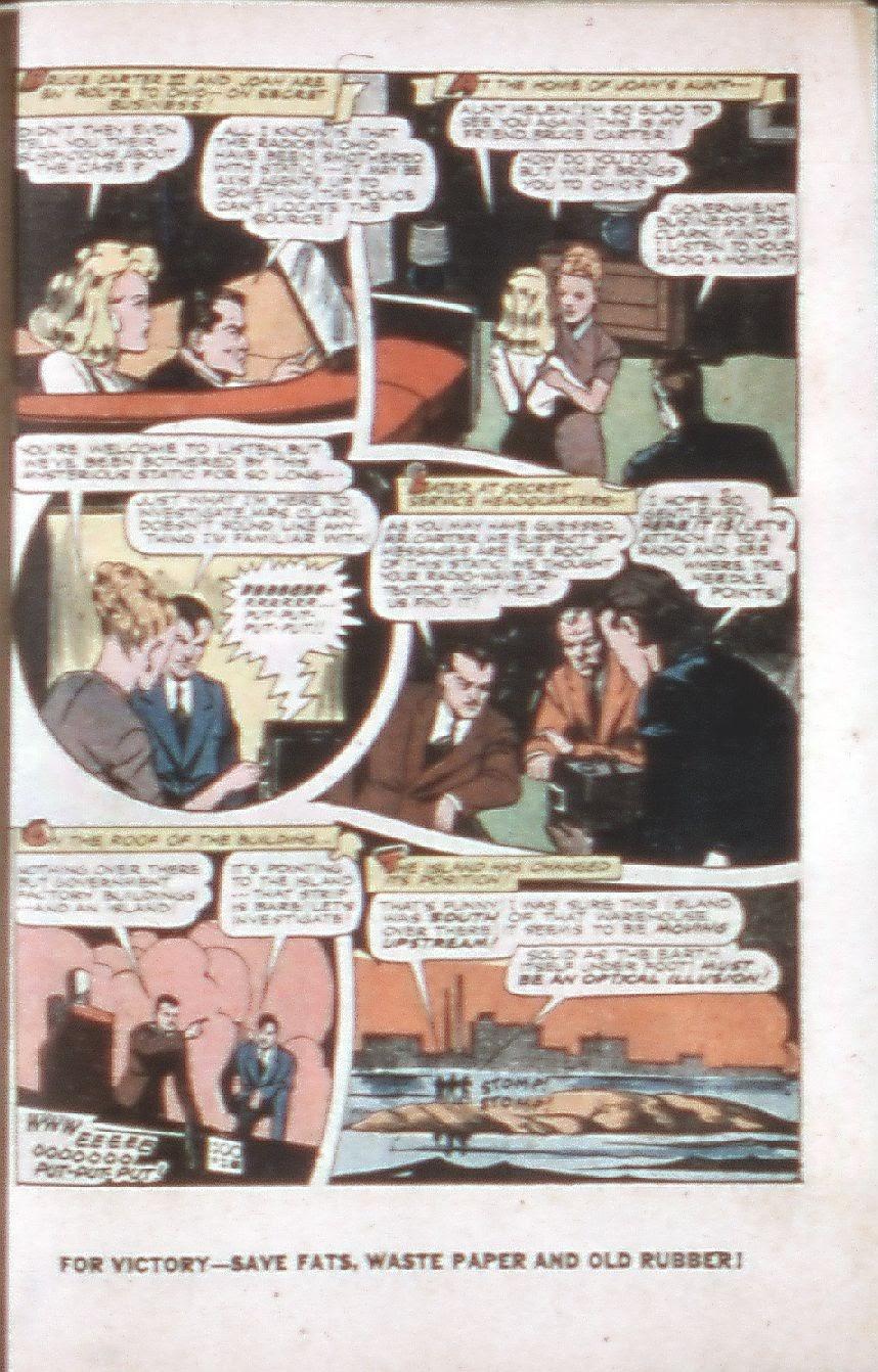 Read online America's Best Comics comic -  Issue #11 - 31