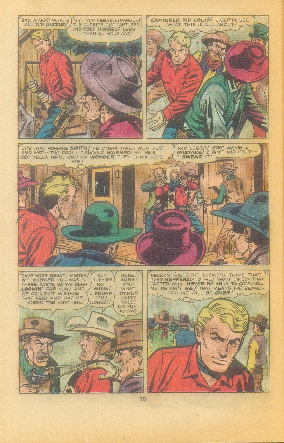 Kid Colt Outlaw issue 197 - Page 12